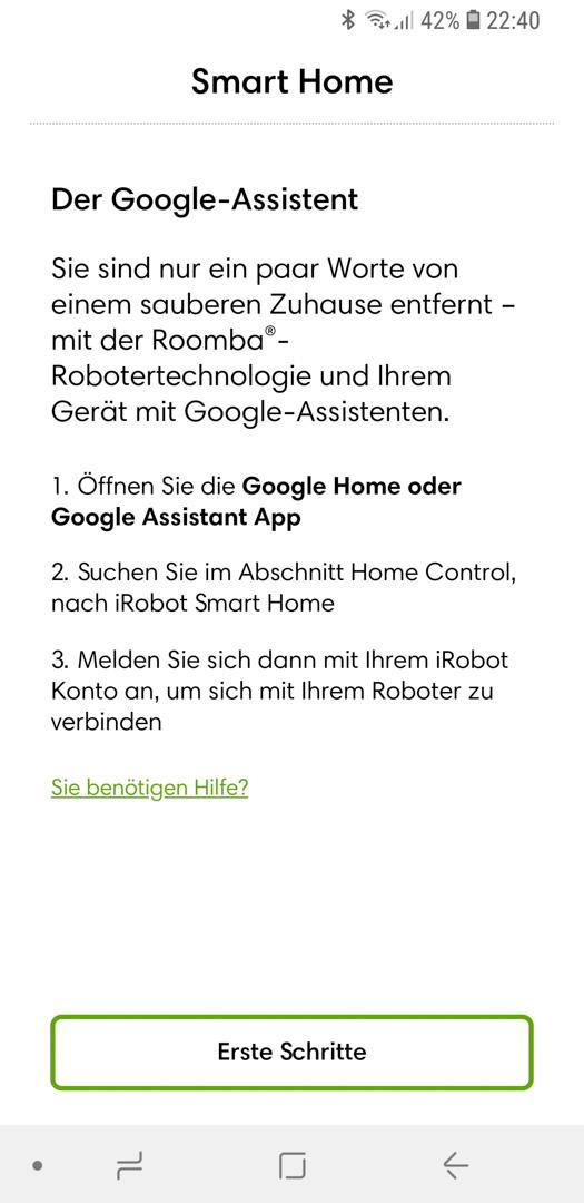 iRobot Roomba mit Google 04