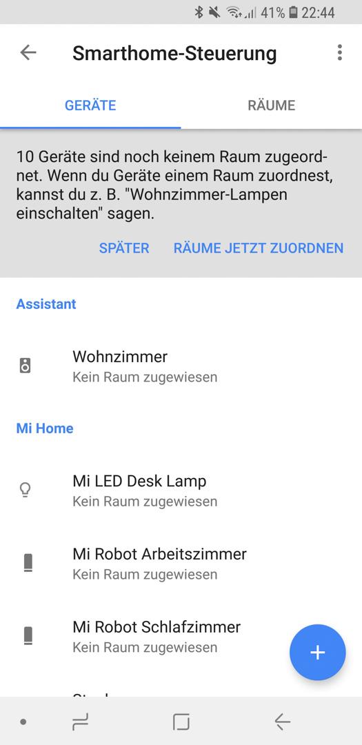 iRobot Roomba mit Google 08
