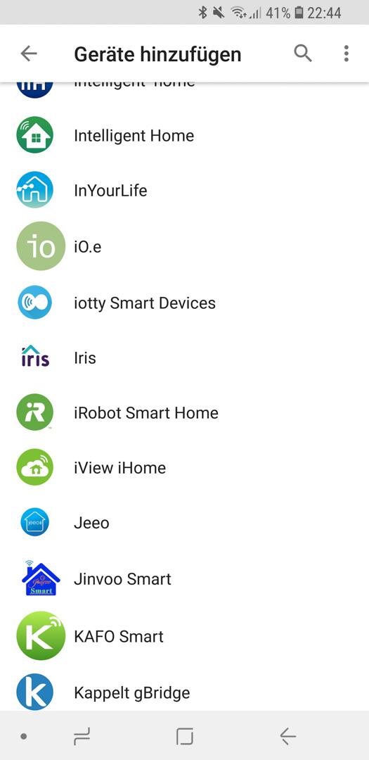 iRobot Roomba mit Google 10