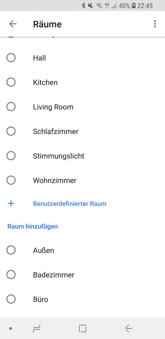 iRobot Roomba mit Google 16