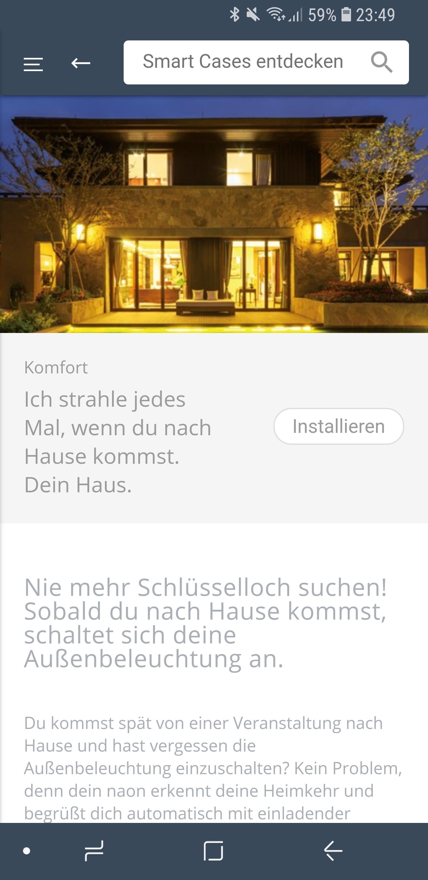 naon Bogen App Smartcase hinzufügen 02