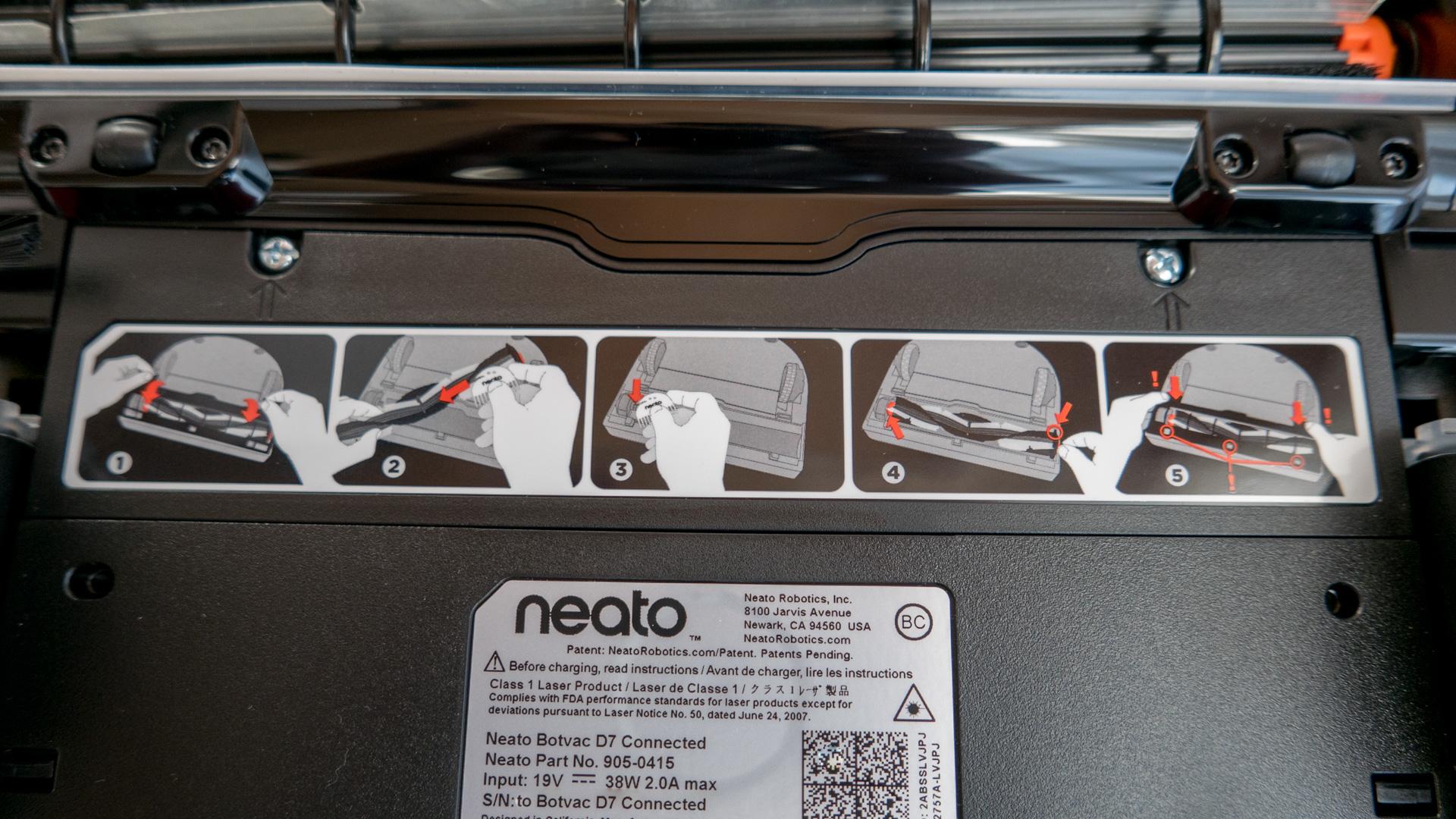 Neato Botvac D7 Details 15