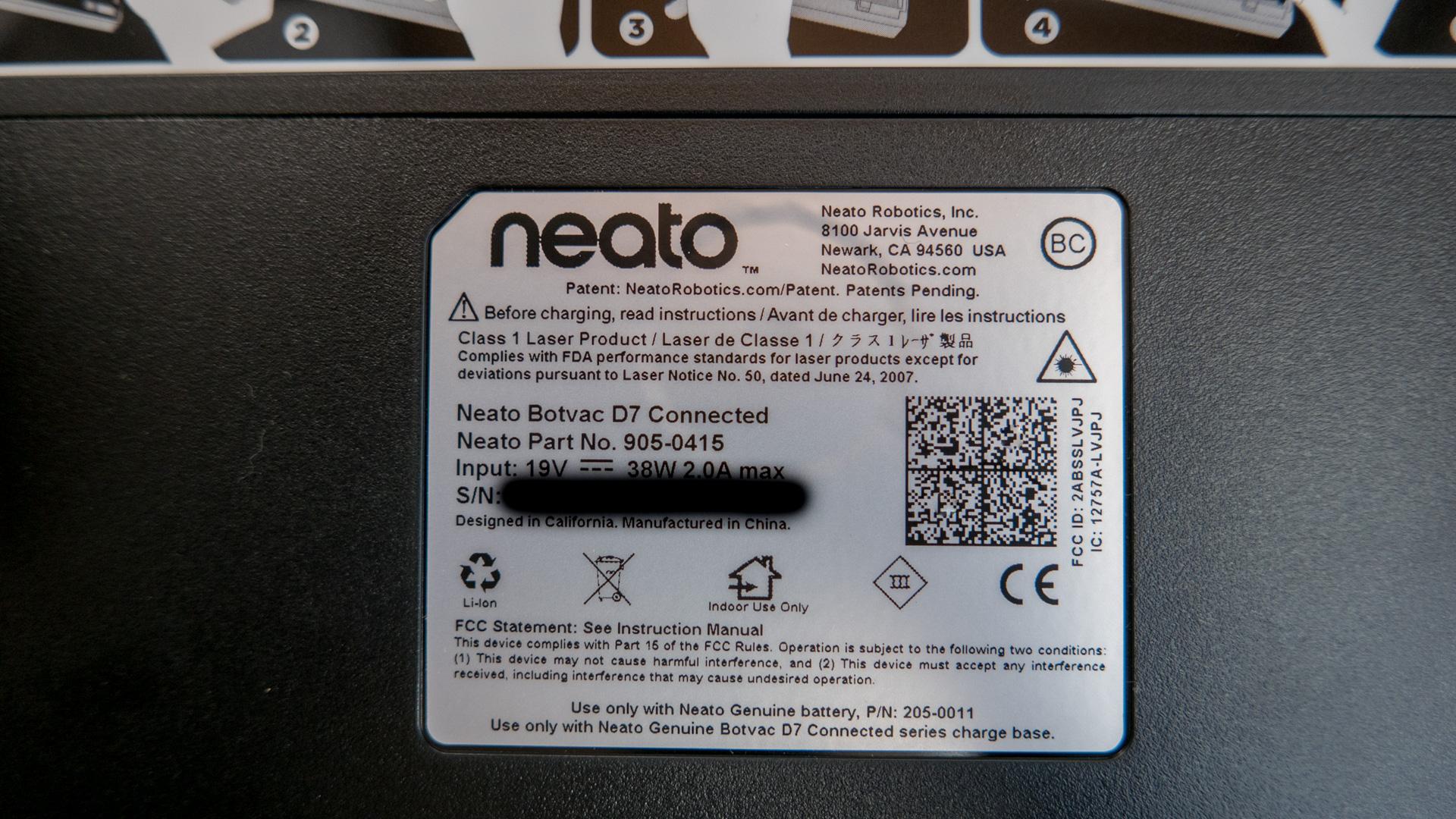 Neato Botvac D7 Details 16