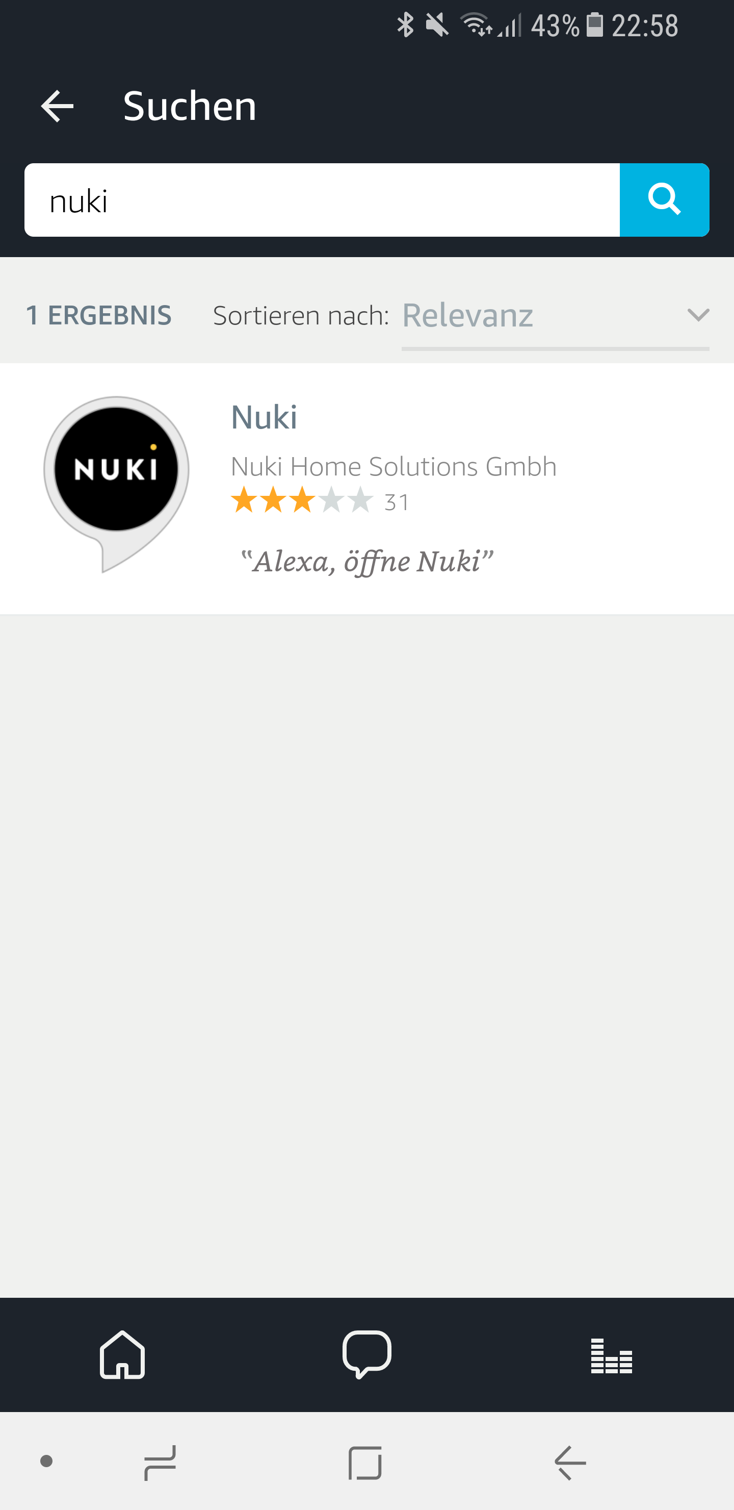 Nuki mit Alexa verbinden 9