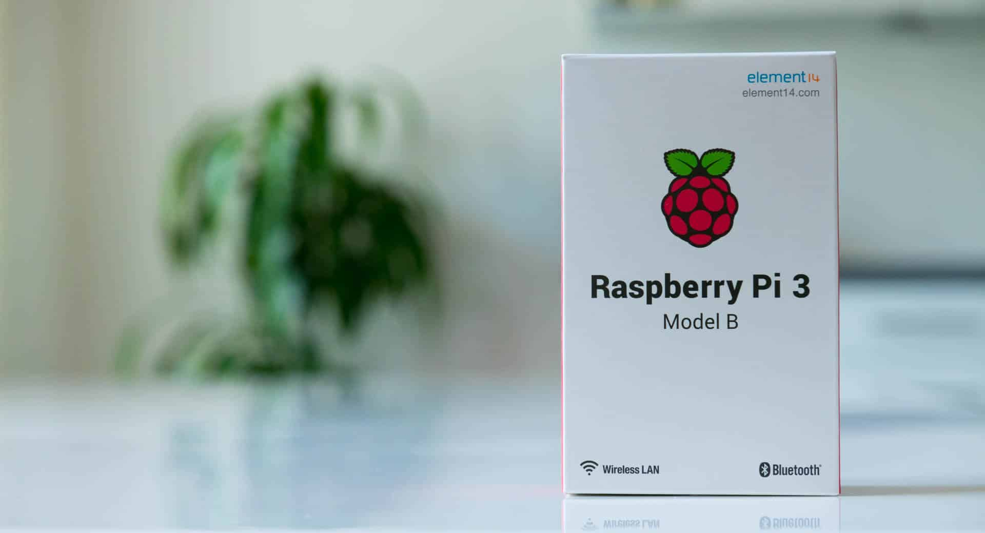 Raspberry-Pi-Verpackung