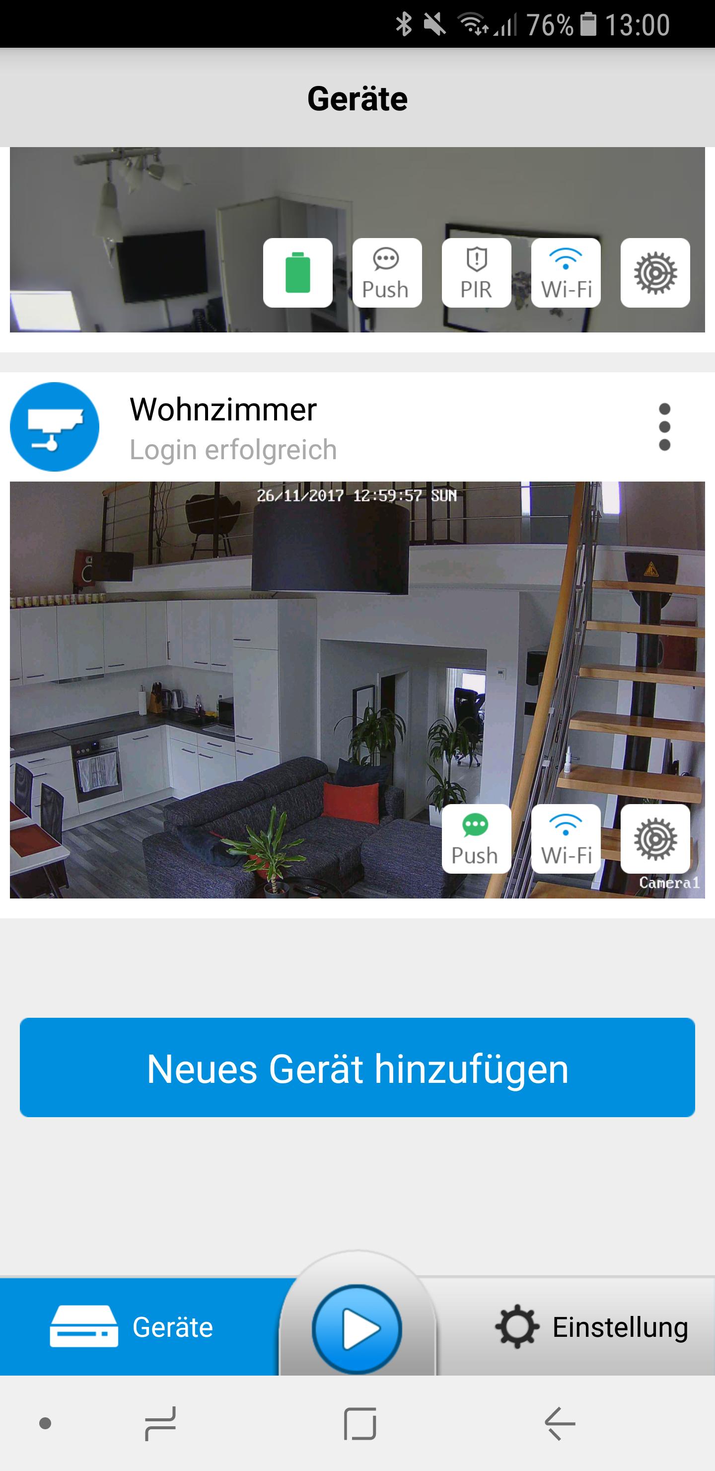 Reolink C1 Pro Screenshot 2