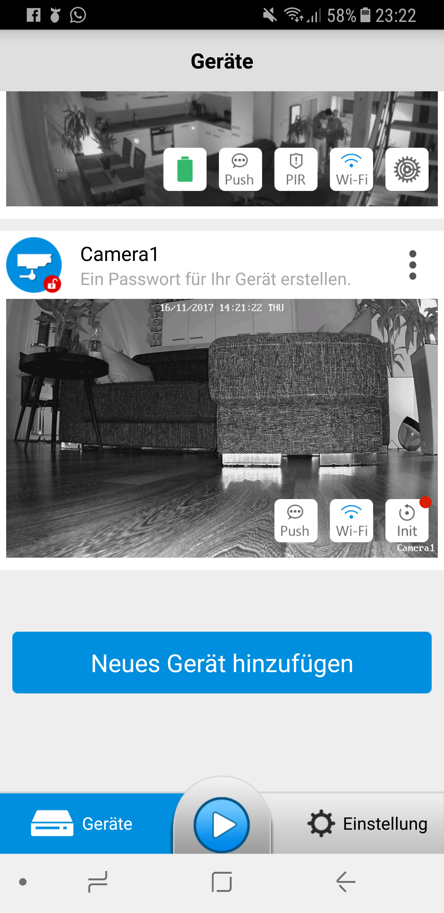Reolink Kamera C1 Pro einrichten 8