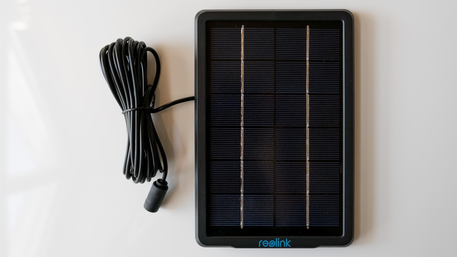 Reolink Solar Panel Details 01