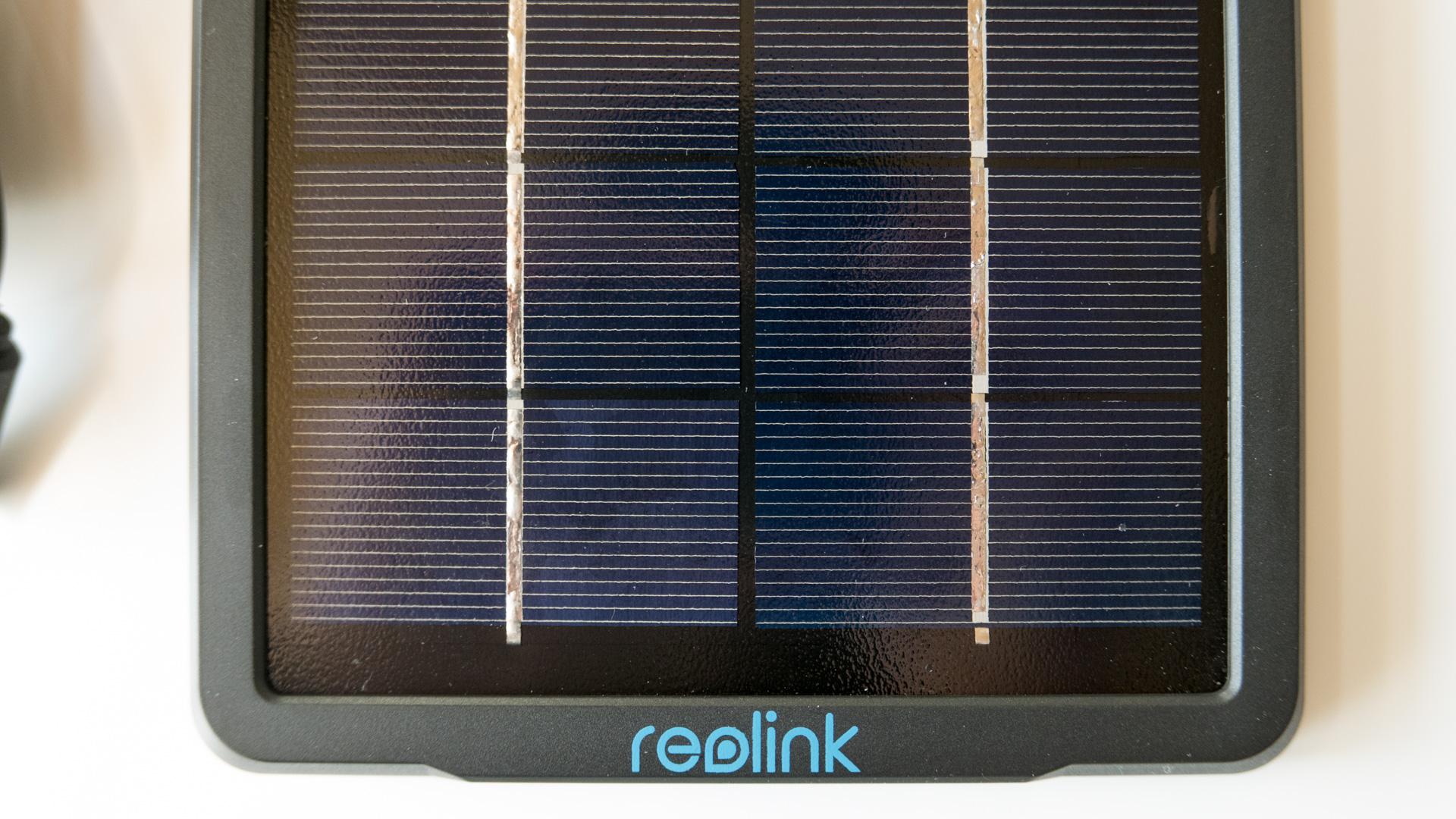 Reolink Solar Panel Details 02