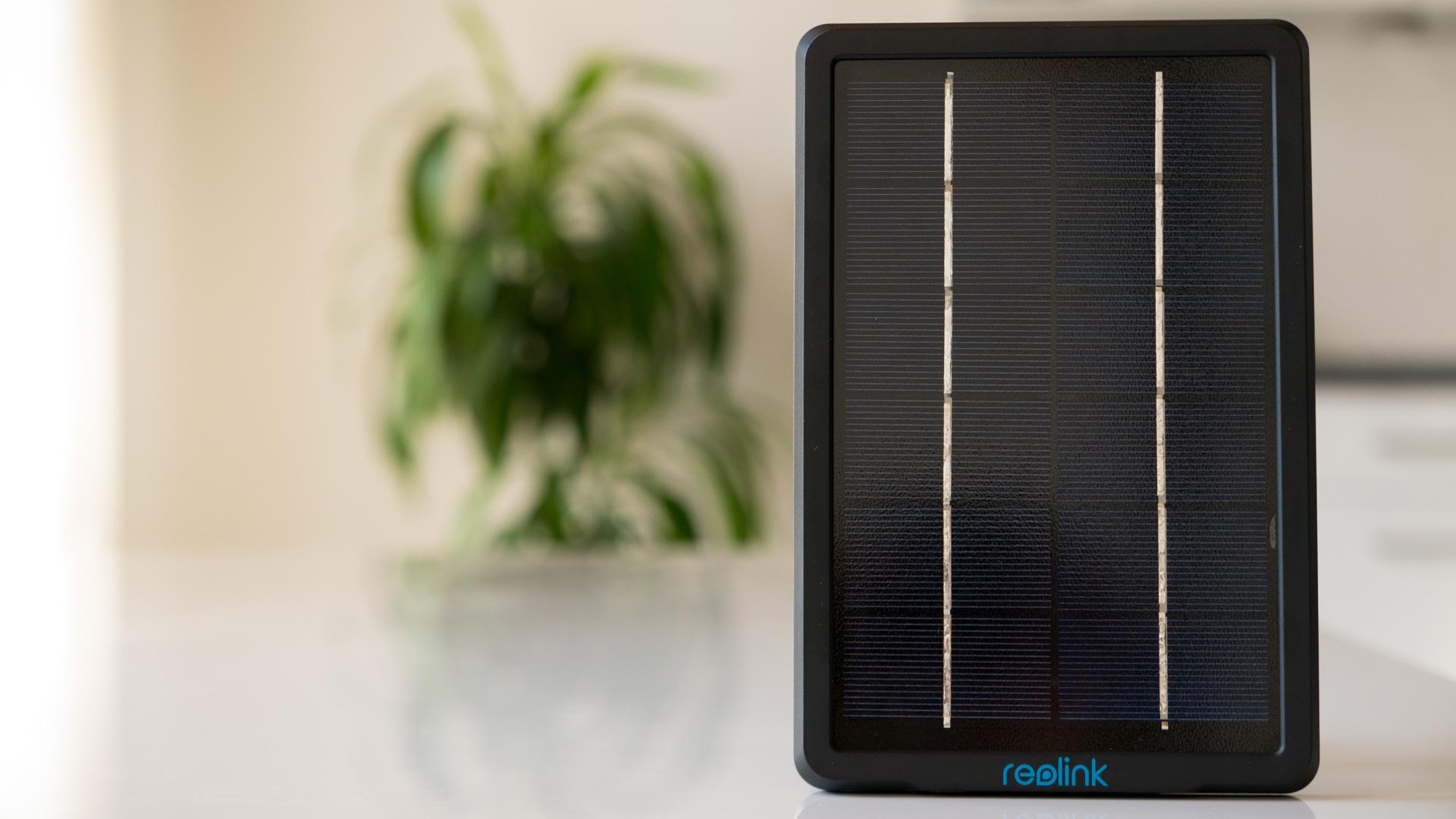 Reolink Solar Panel Titelbild