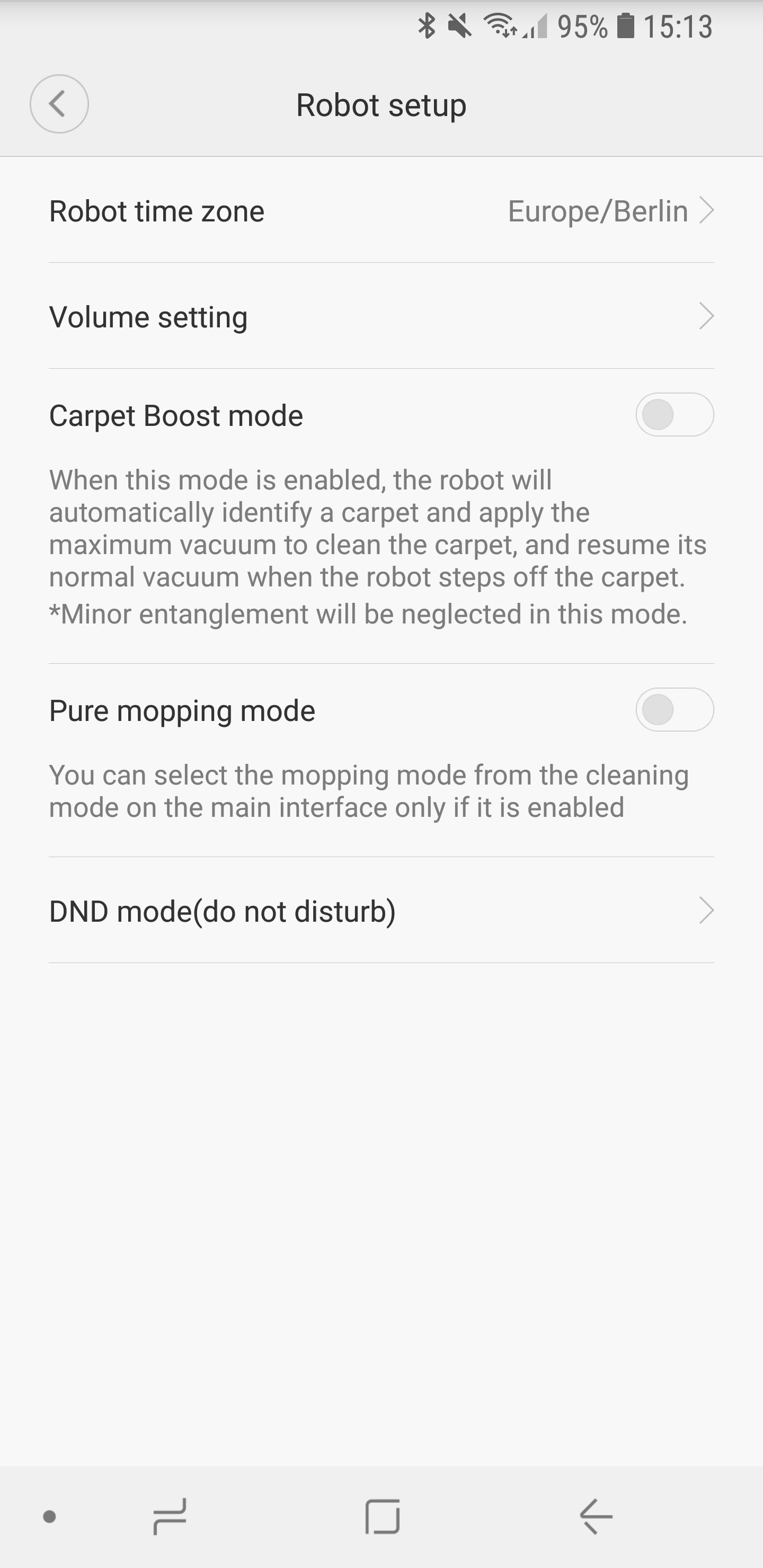 Xiaomi roborock Xiaowa App Details 04