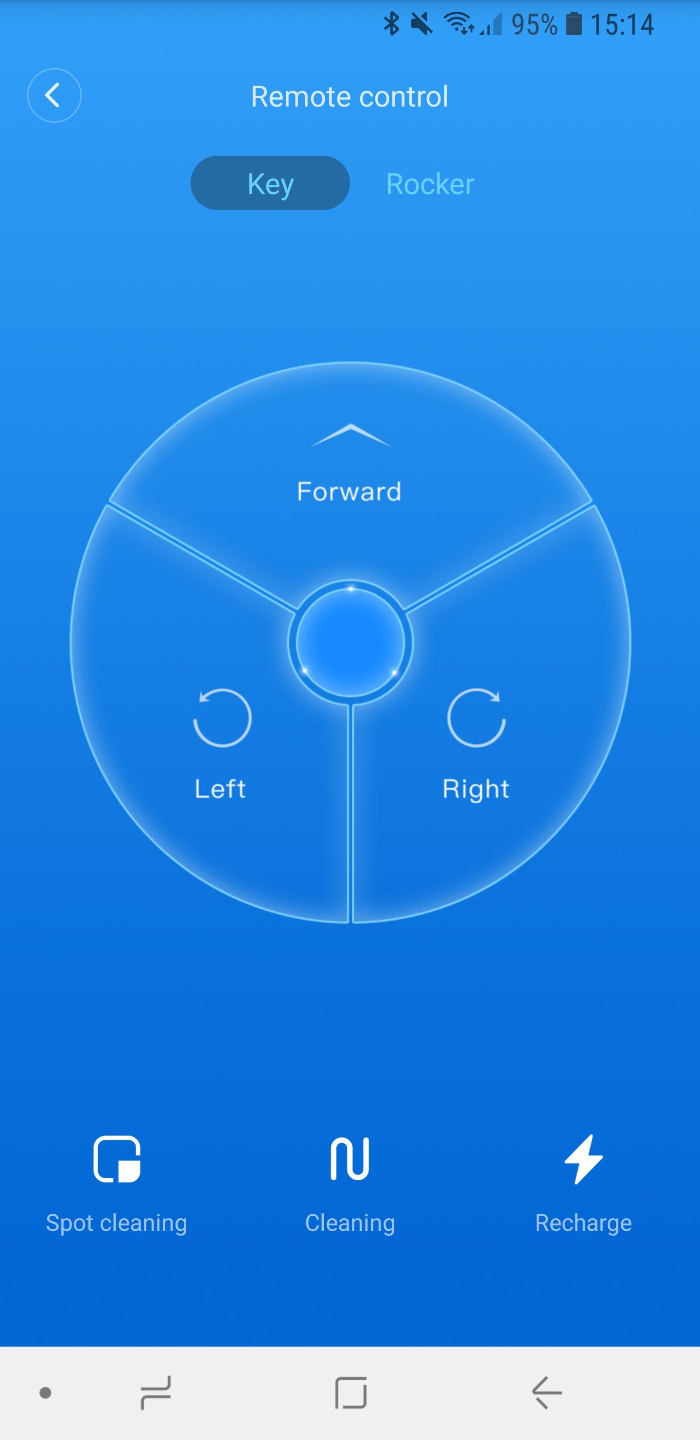 Xiaomi roborock Xiaowa App Details 09