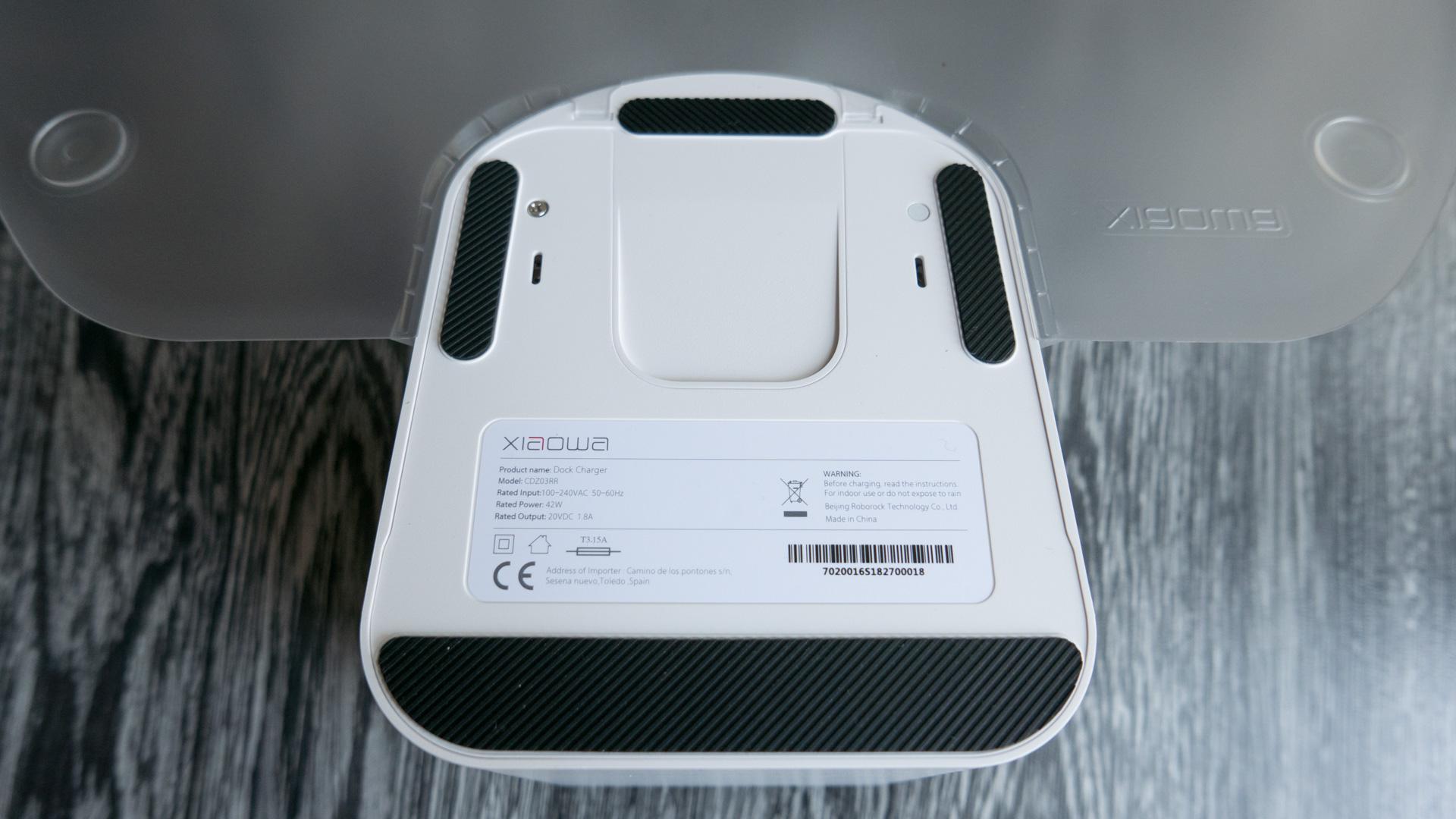 Xiaomi roborock Xiaowa Ladestation 09