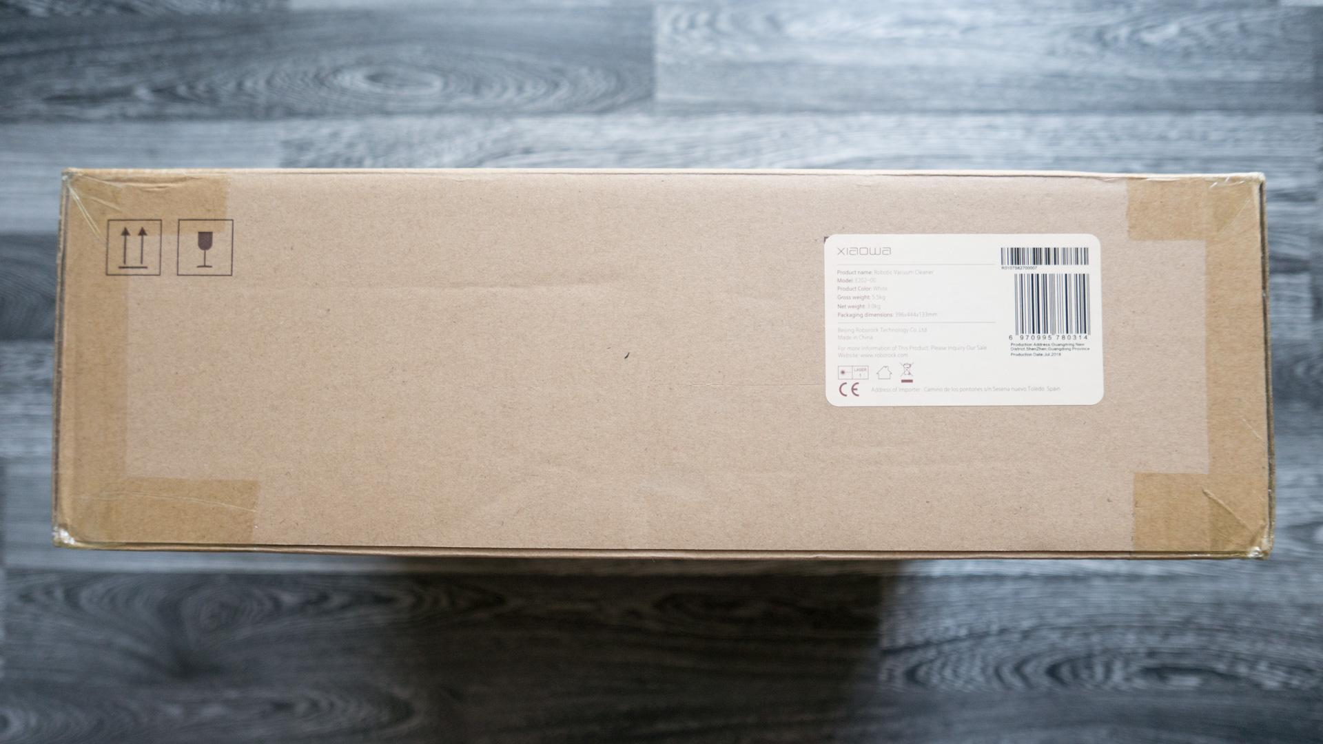 Xiaomi roborock Xiaowa Unboxing 04