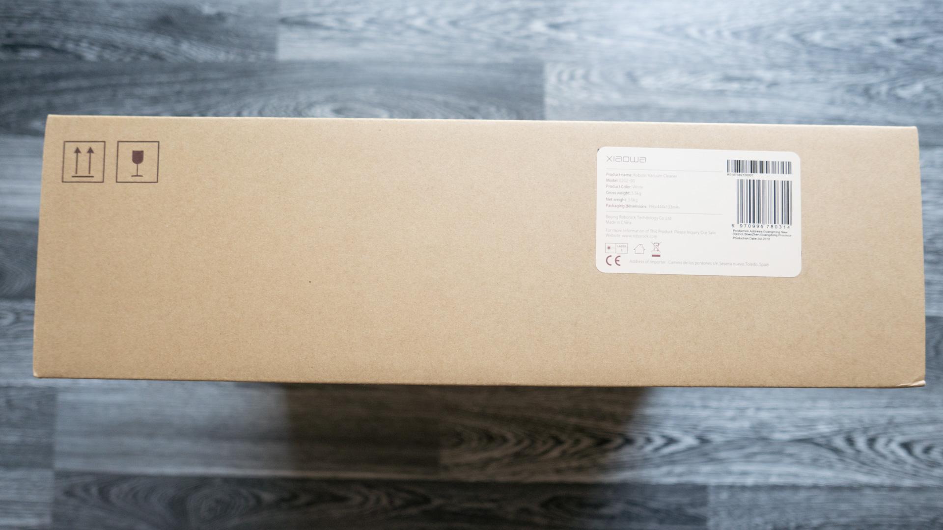 Xiaomi roborock Xiaowa Unboxing 11