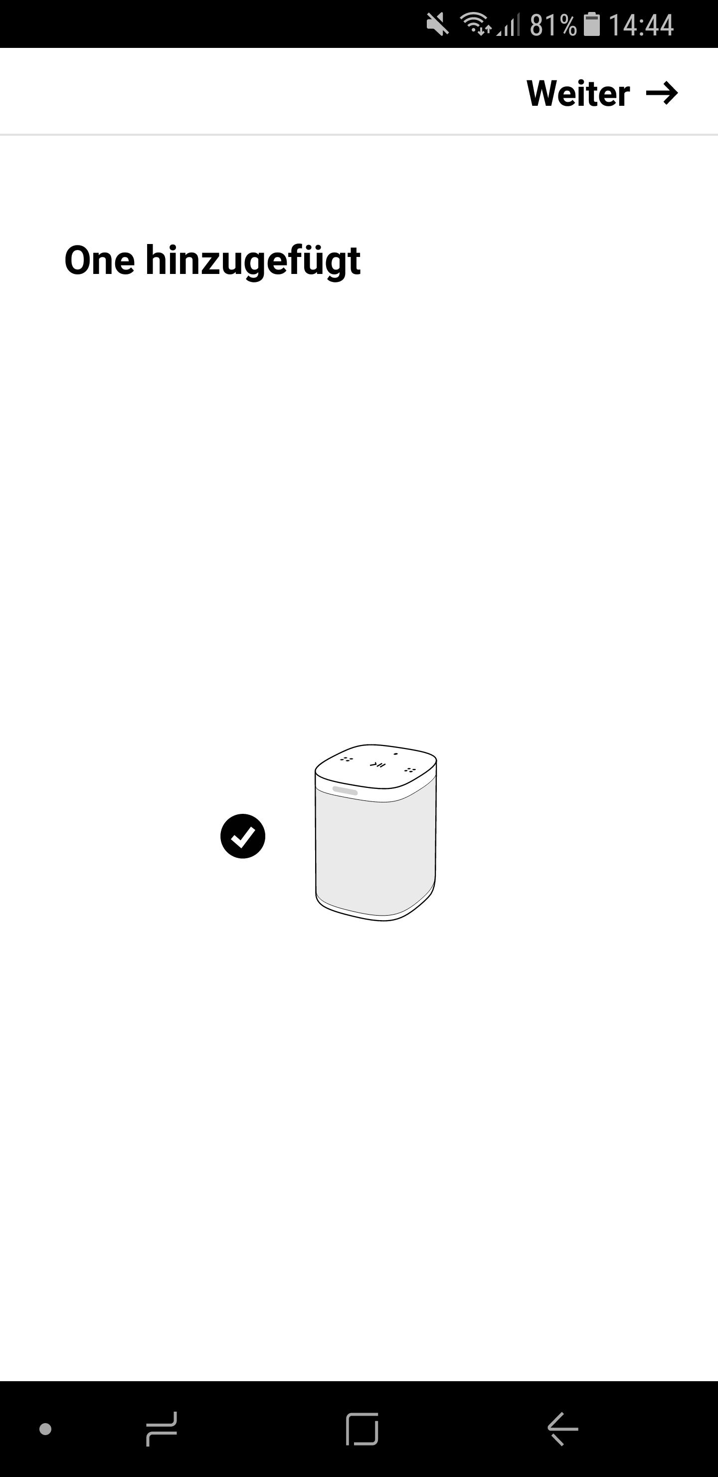 Sonos Lautsprecher einrichten 16