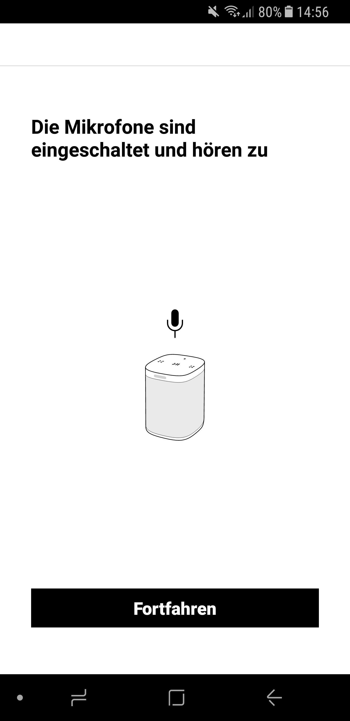Sonos One Alexa einrichten 8