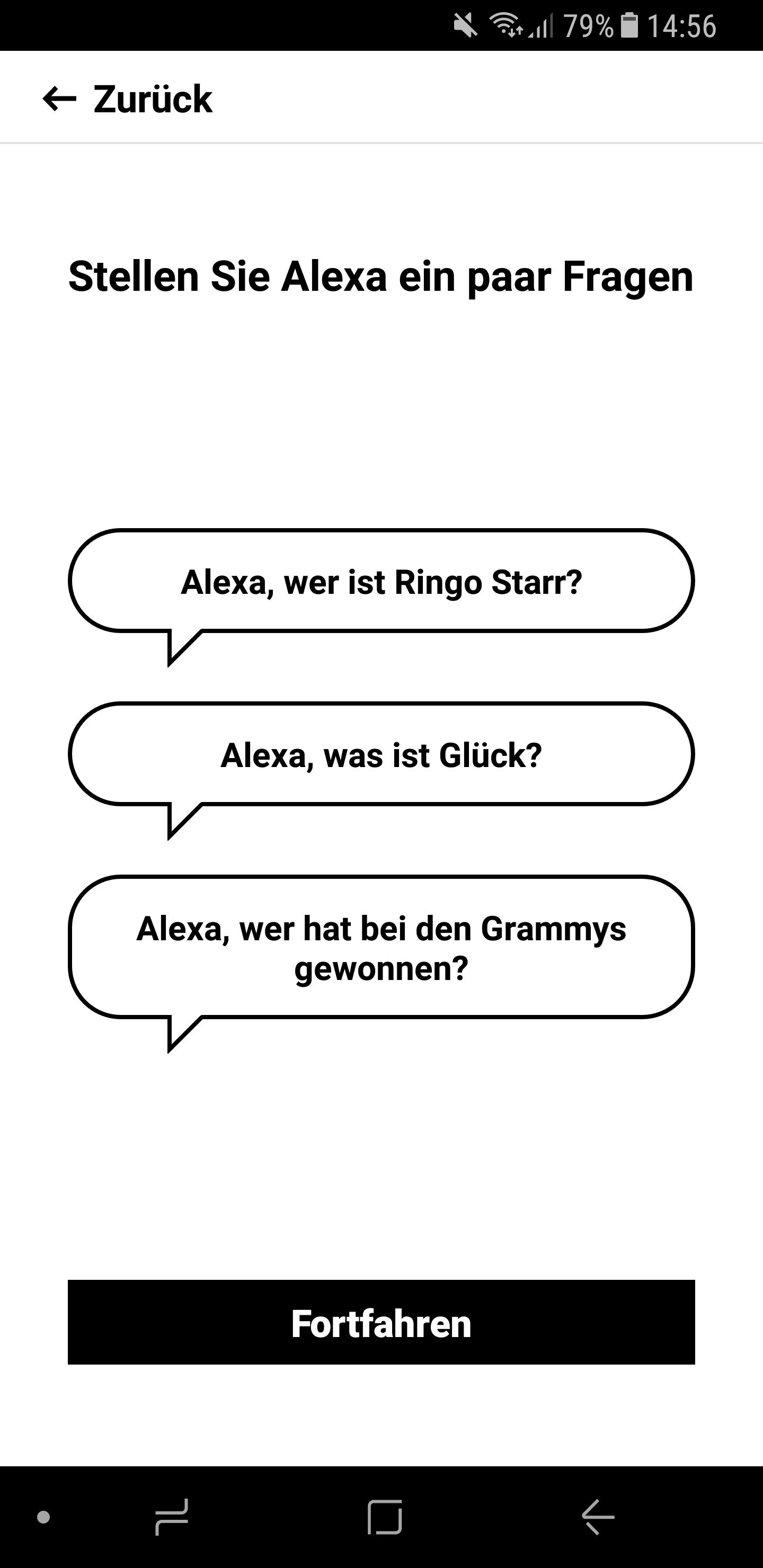 Sonos One Alexa einrichten 9