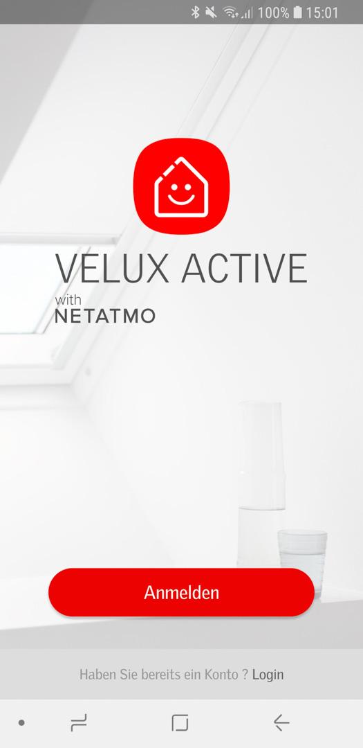 Velux Active einrichten 04