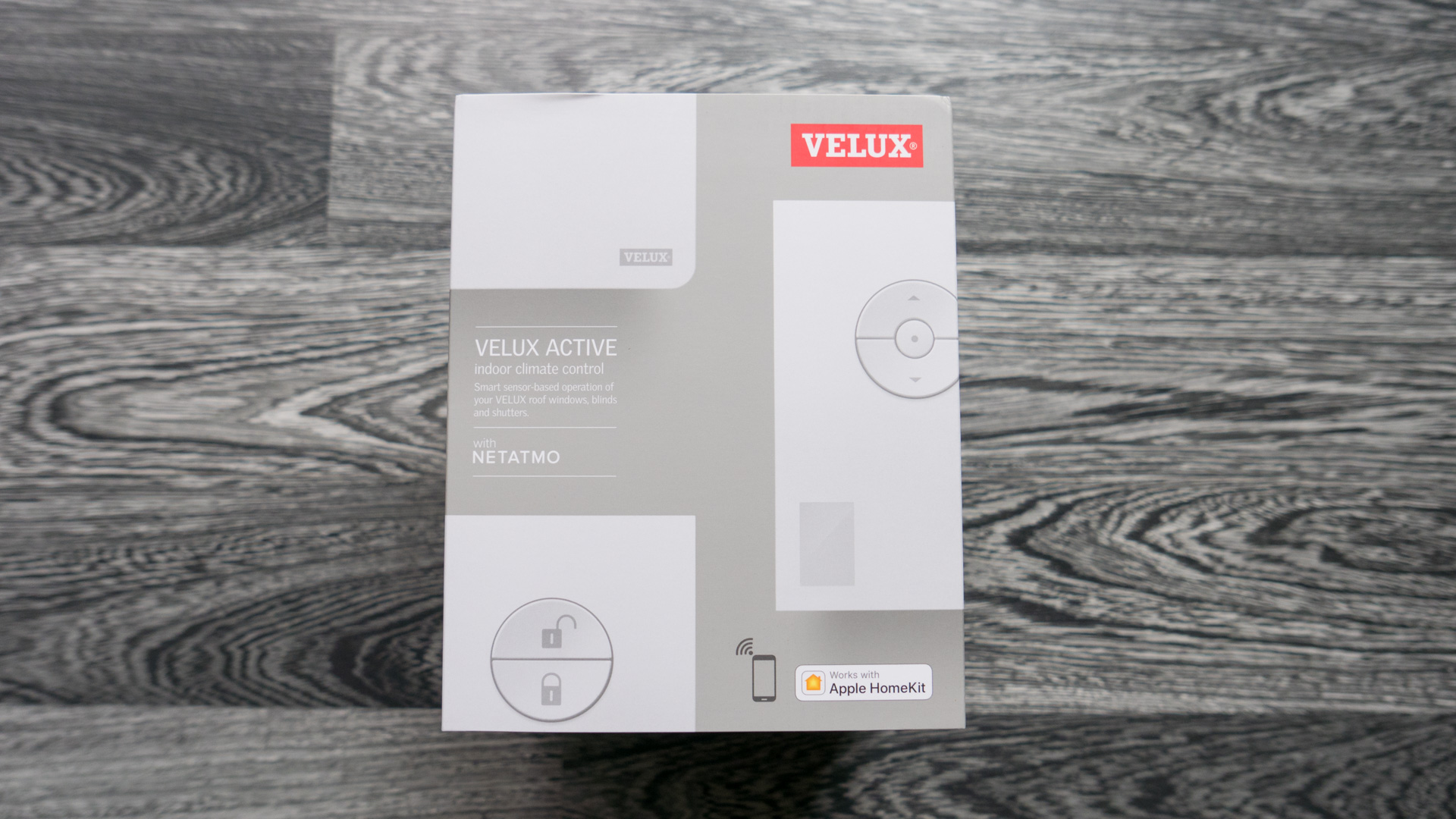 Velux Active Unboxing 01