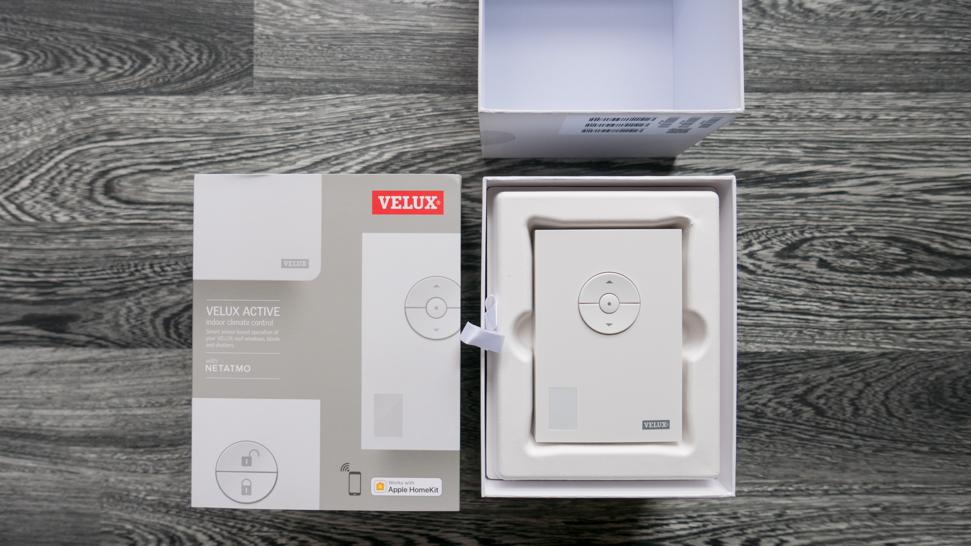 Velux Active Unboxing 07