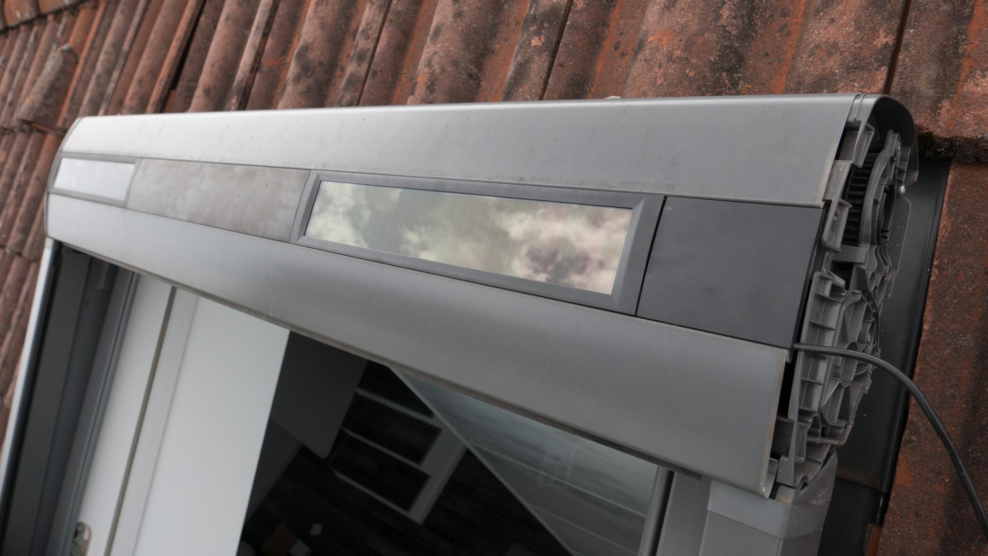 Velux KSX 100WW Einbau 23