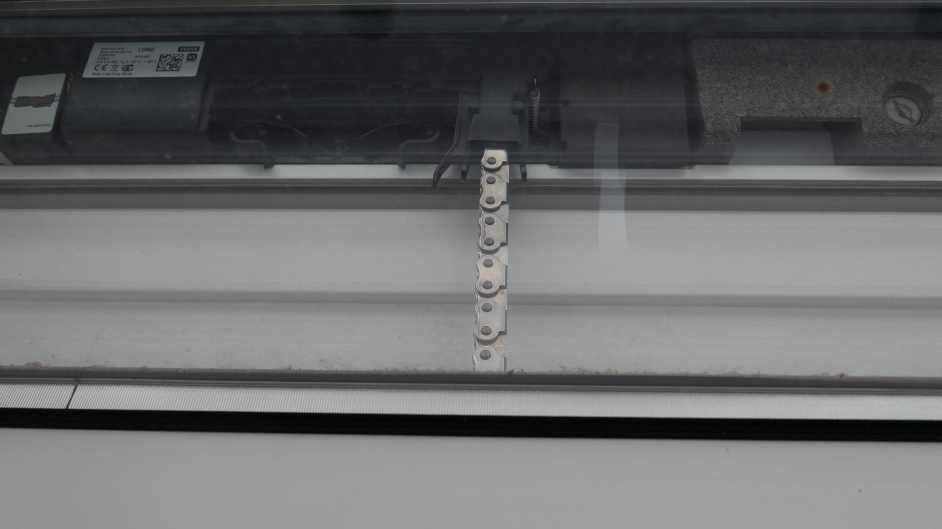 Velux KSX 100WW Einbau 64