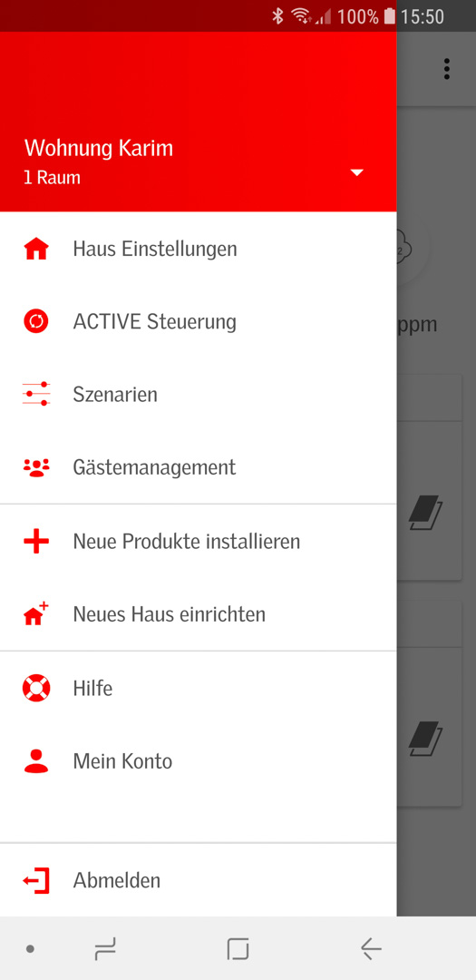 Velux KSX 100K mit KLI 310 in Smart Active einbinden 02