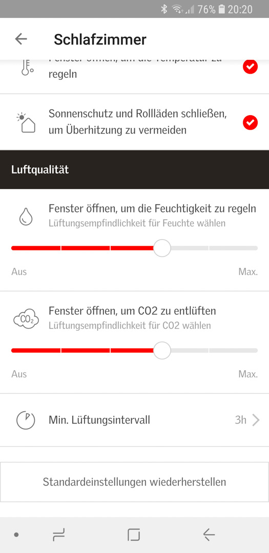 Velux KSX 100K mit KLI 310 in Smart Active einbinden 21