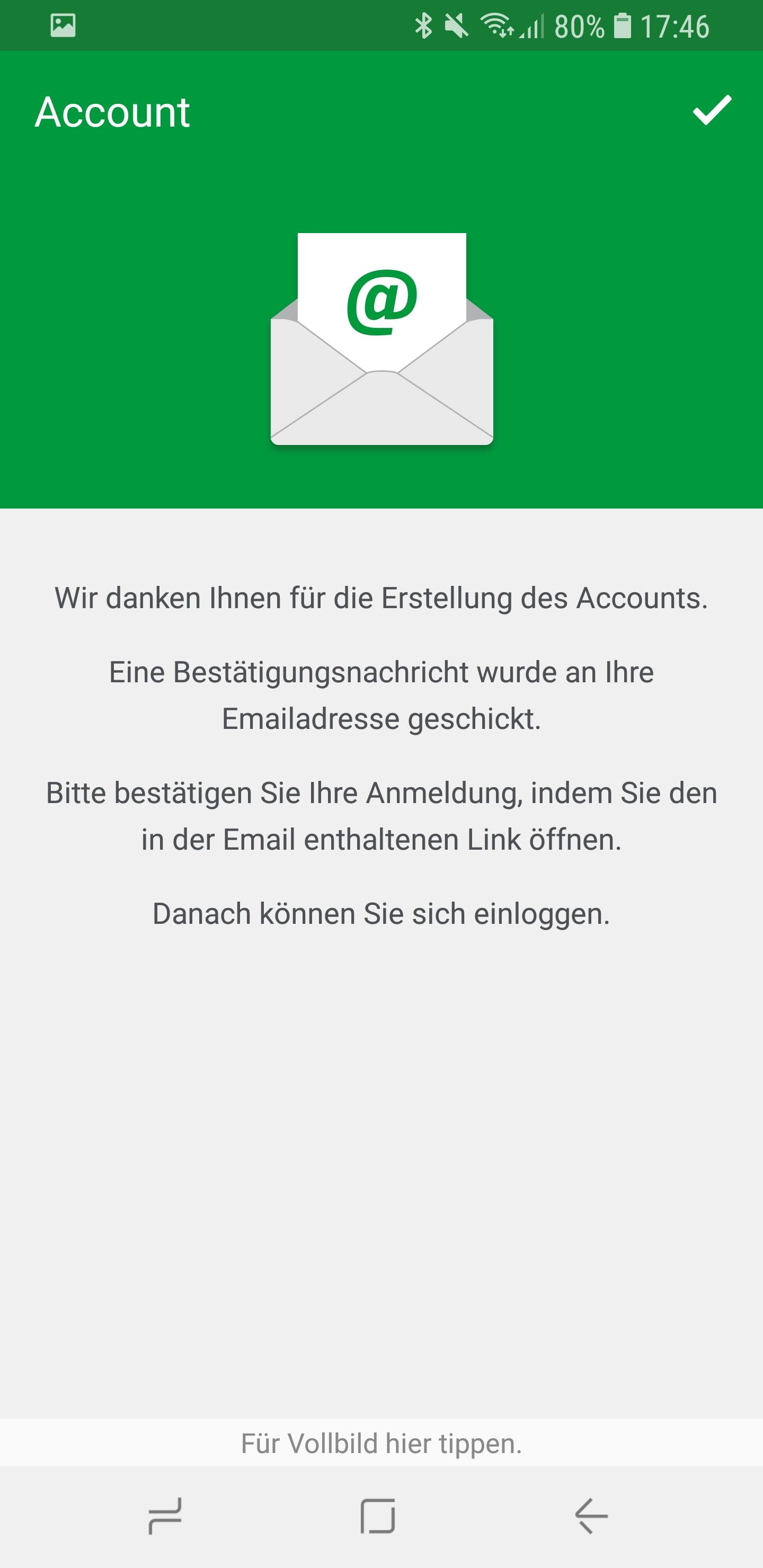 Vorwerk Kobold App installieren und Account einrichten 09