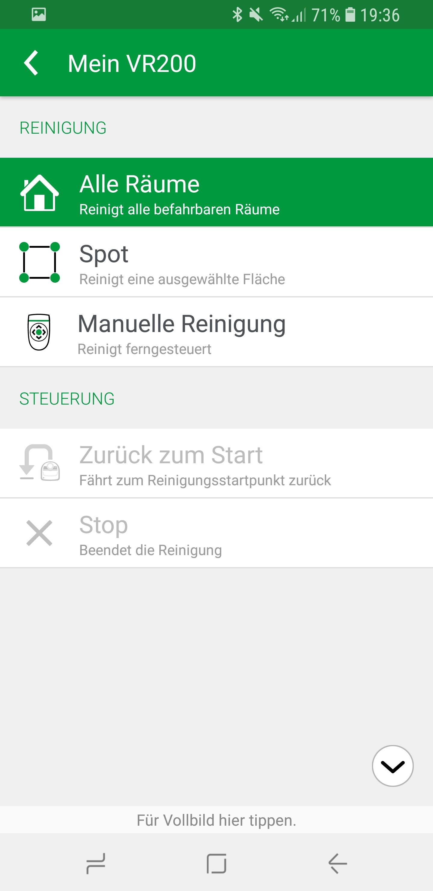 Vorwerk Kobold App 02