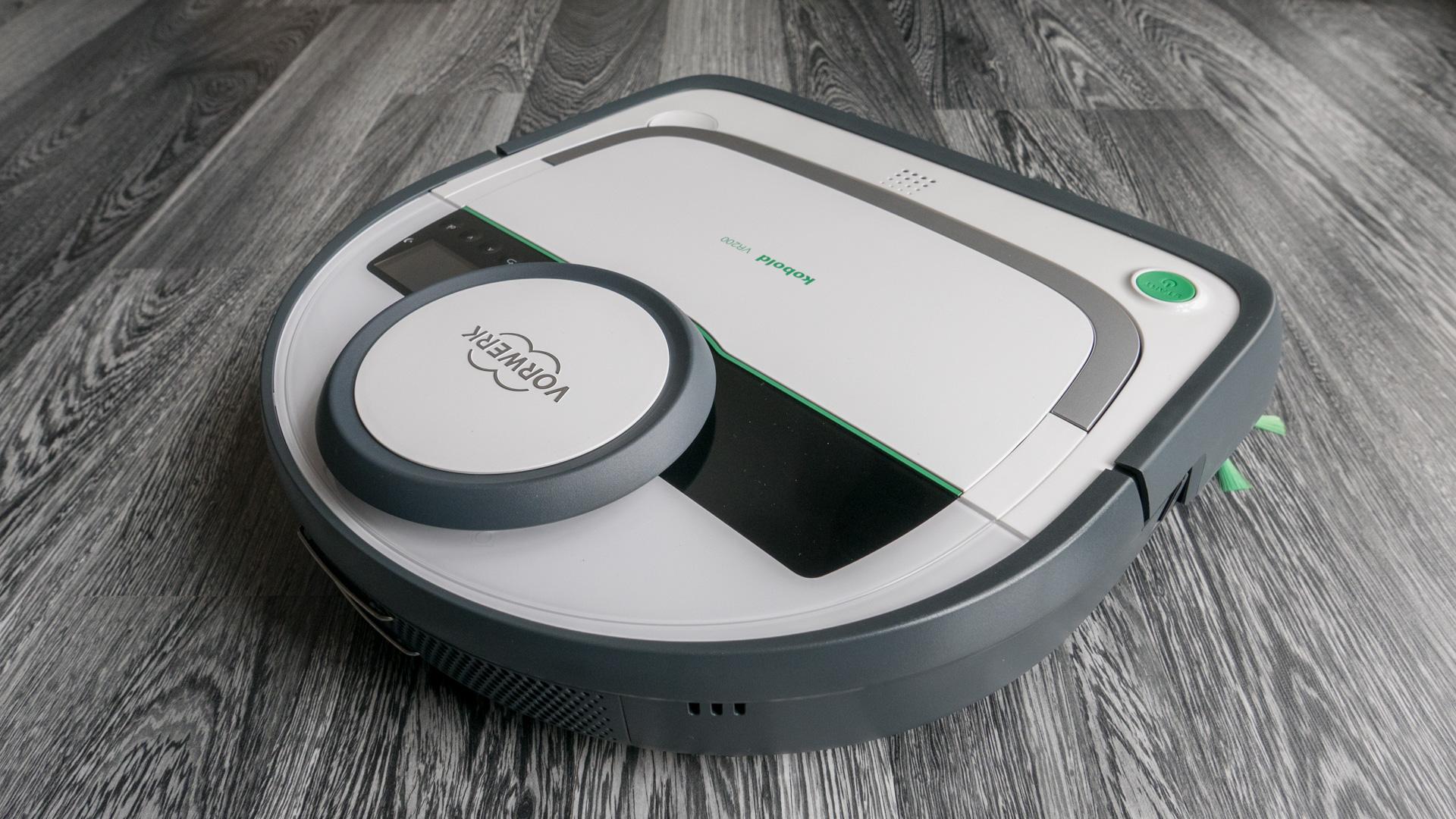 Vorwerk VR200 Details 06