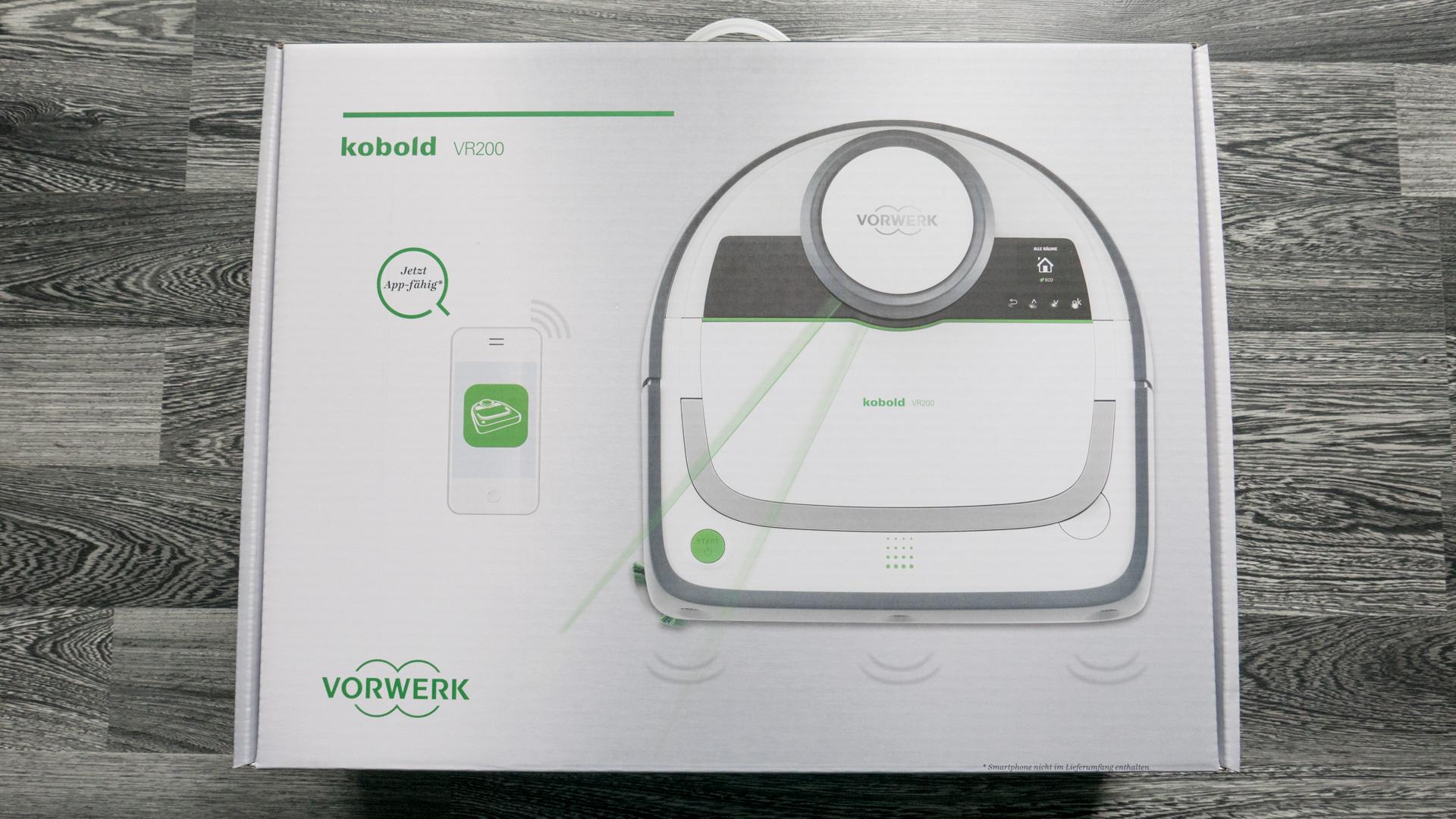 Vorwerk VR200 Unboxing 02