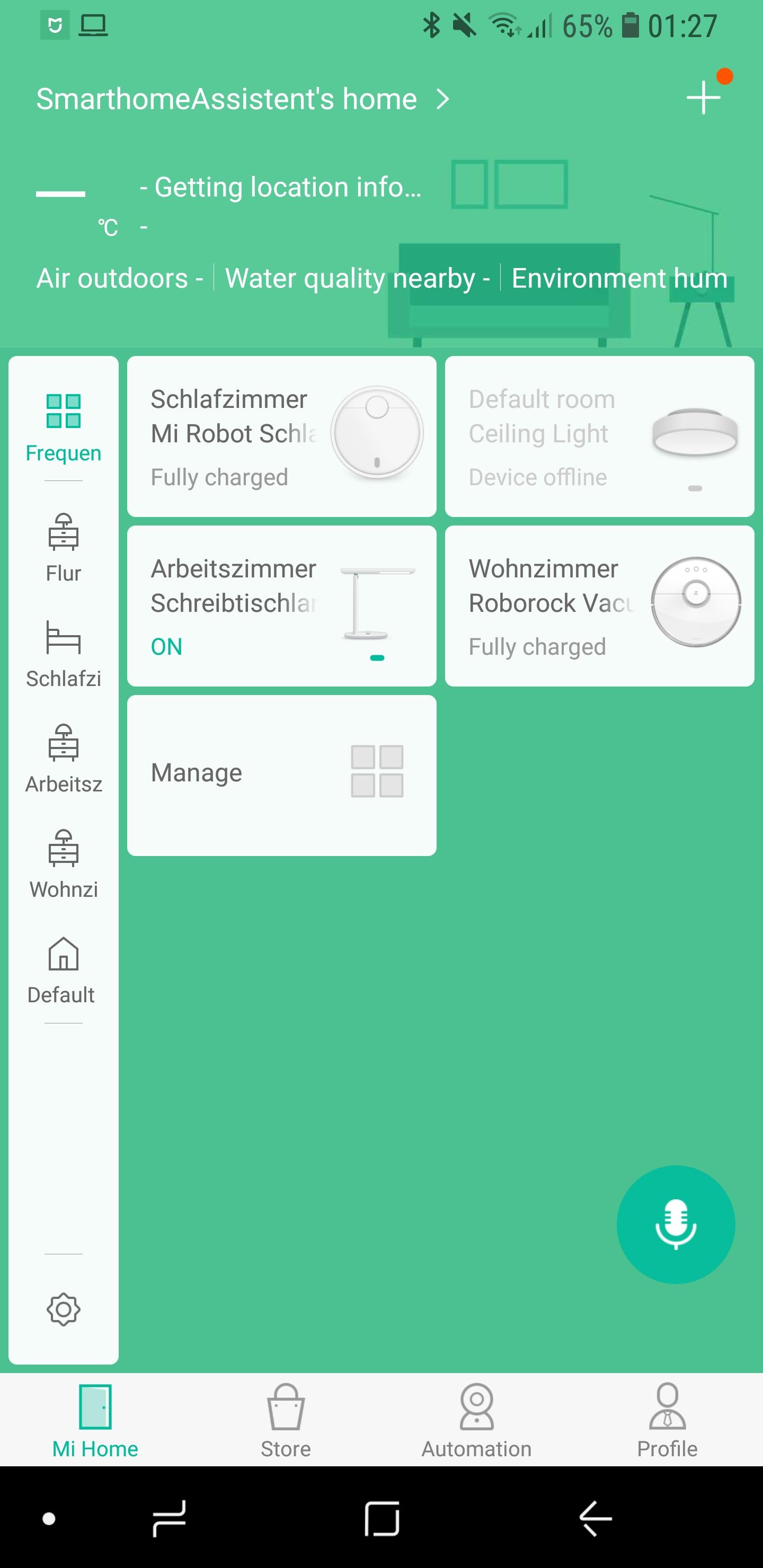 Xiaomi Mi Home Gateway einrichten 01