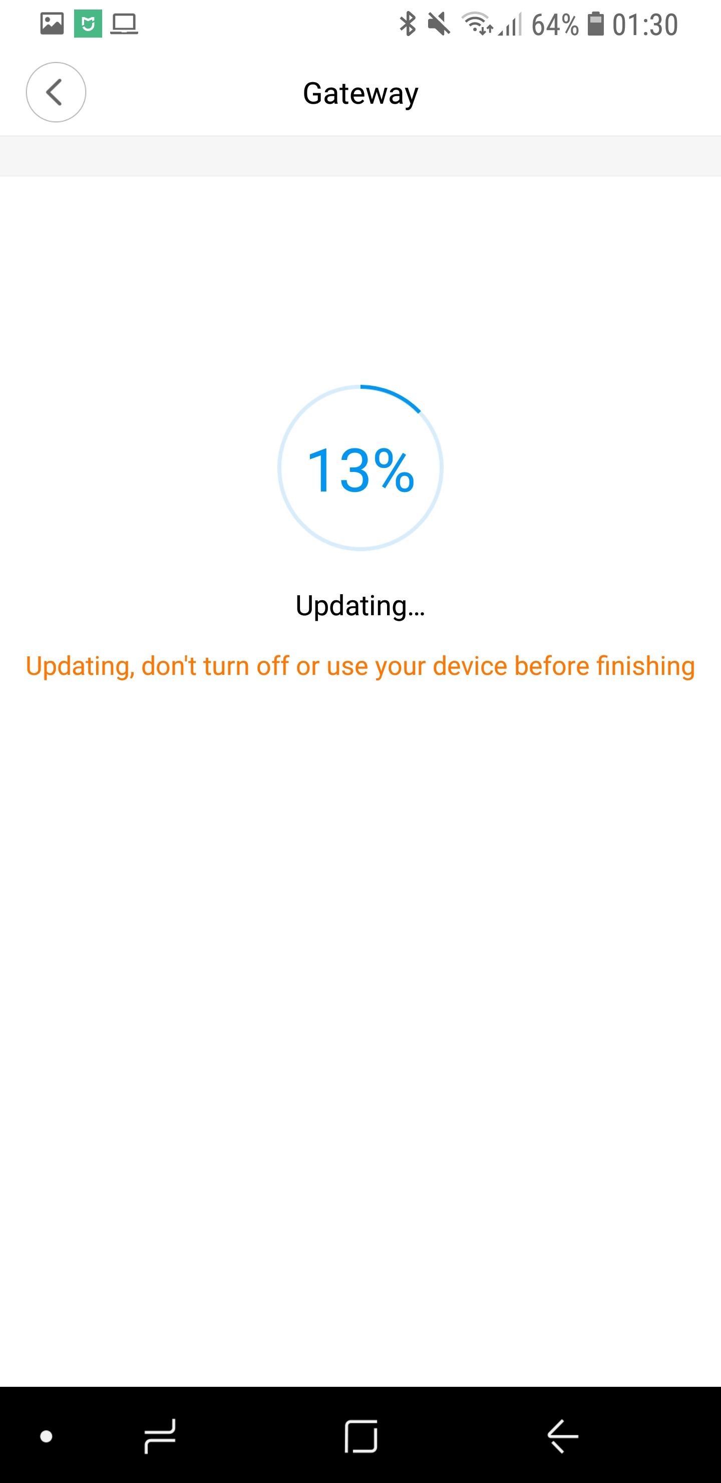Xiaomi Mi Home Gateway einrichten 12