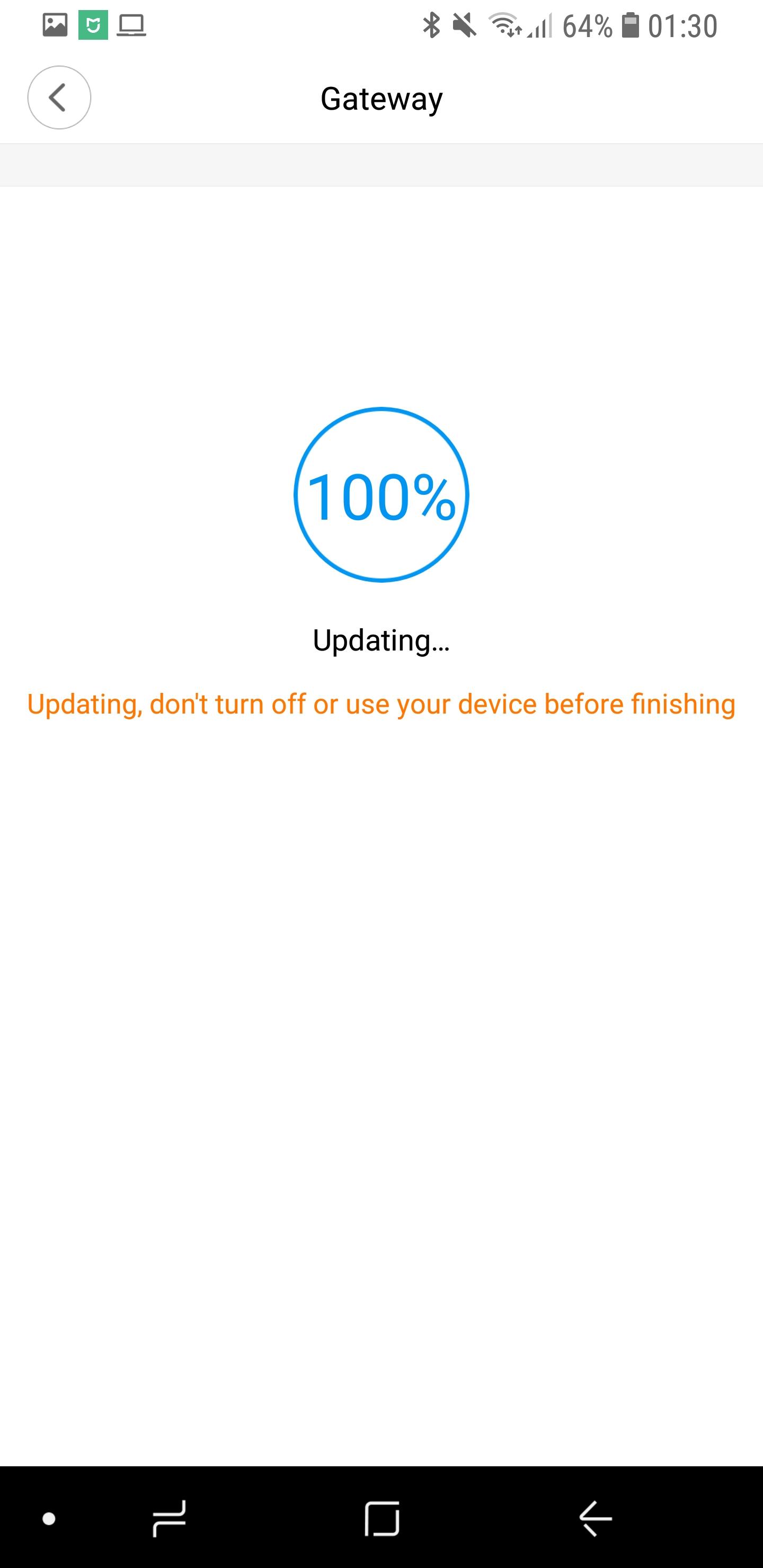 Xiaomi Mi Home Gateway einrichten 13