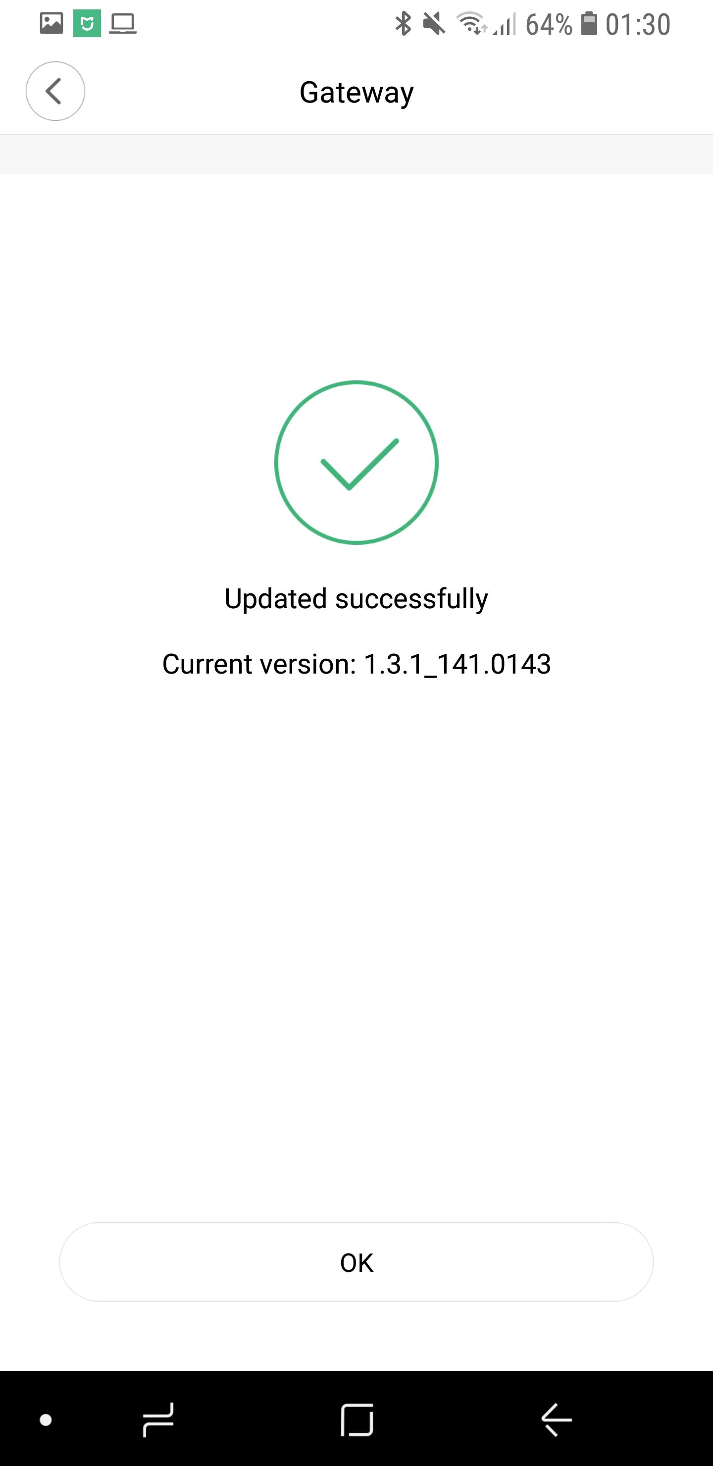 Xiaomi Mi Home Gateway einrichten 14