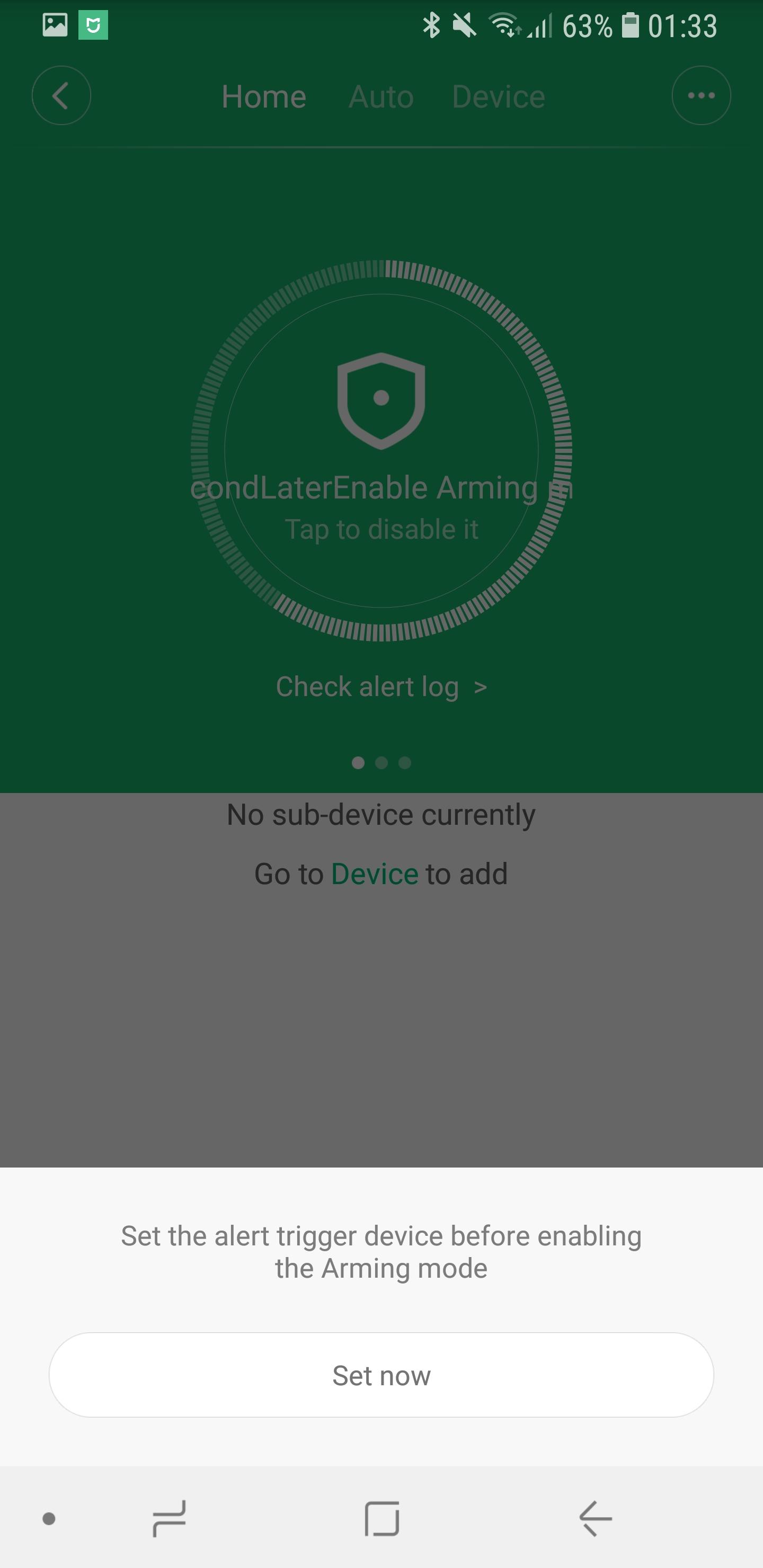 Xiaomi Mi Home Gateway einrichten 19