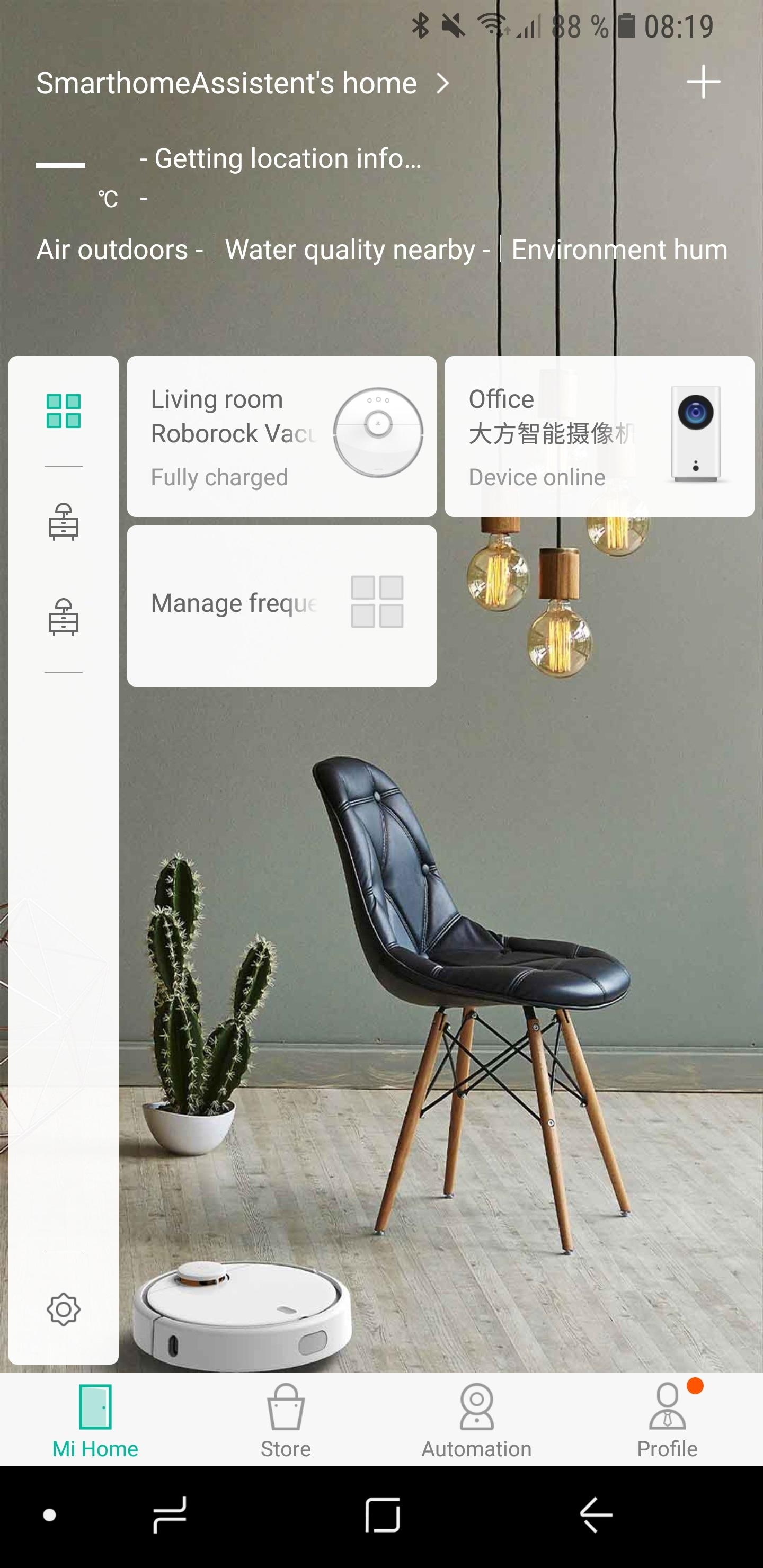 Xiaomi Mi Home Geräte einrichten Screenshots 8