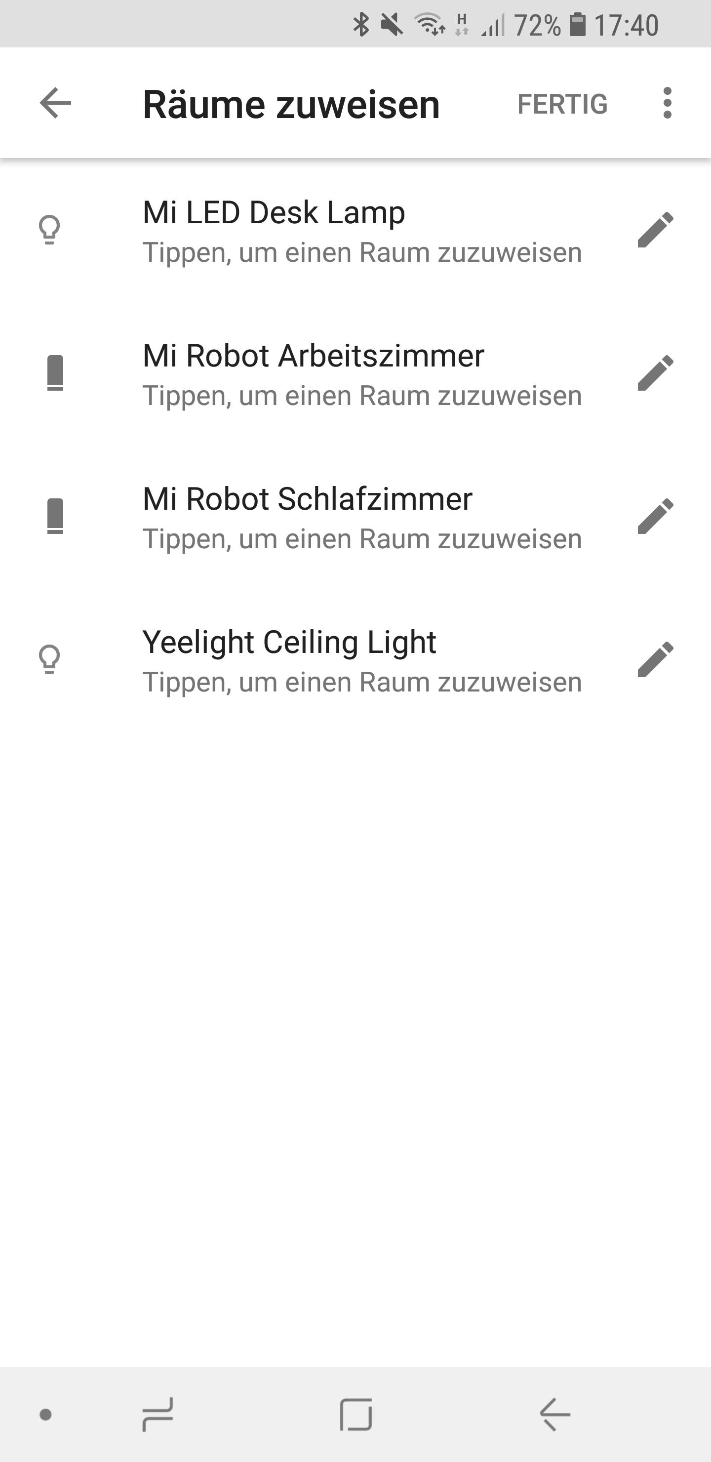 Xiaomi Mi Home Geräte mit dem Google Assistant 04