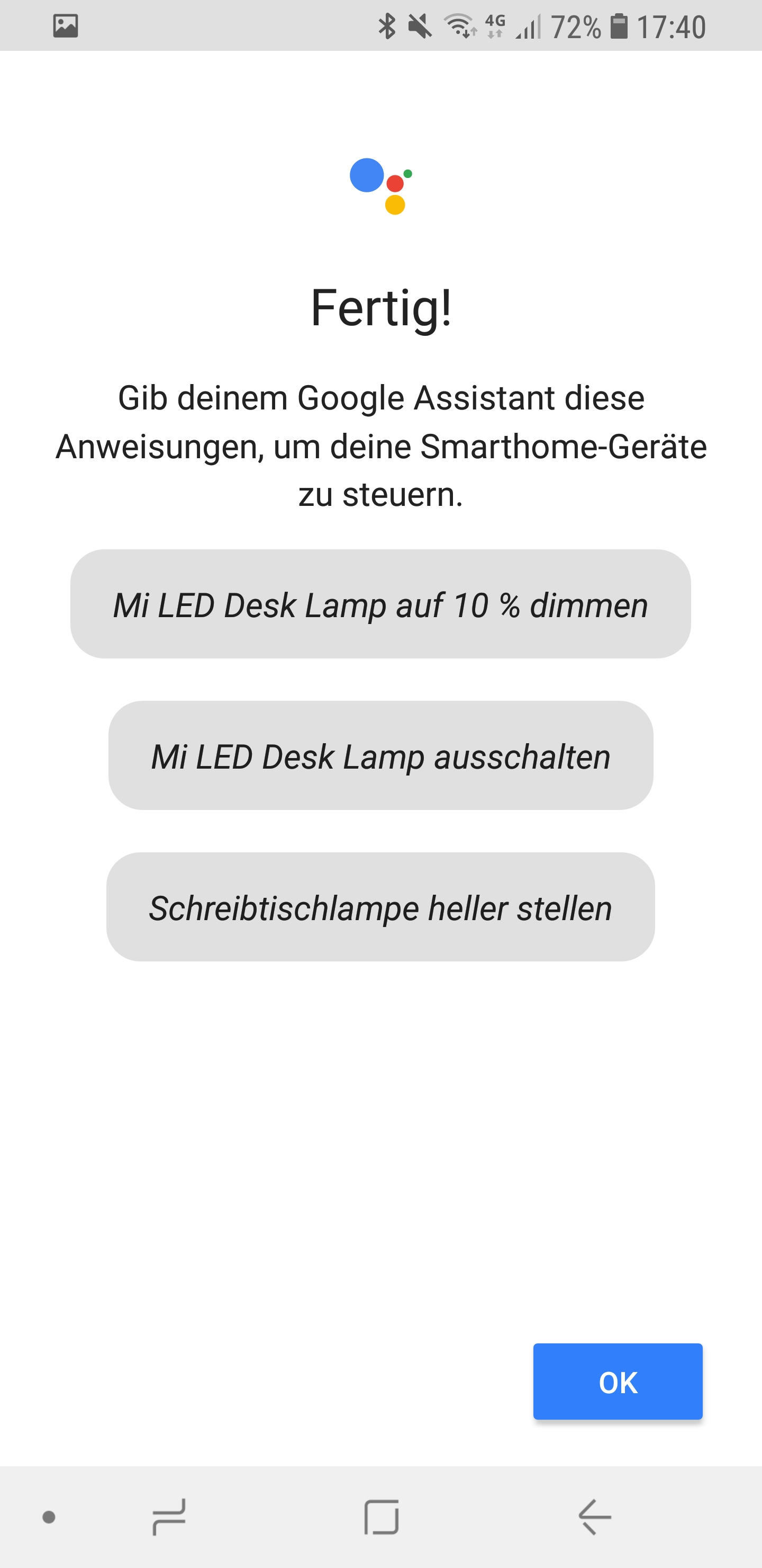 Xiaomi Mi Home Geräte mit dem Google Assistant 05