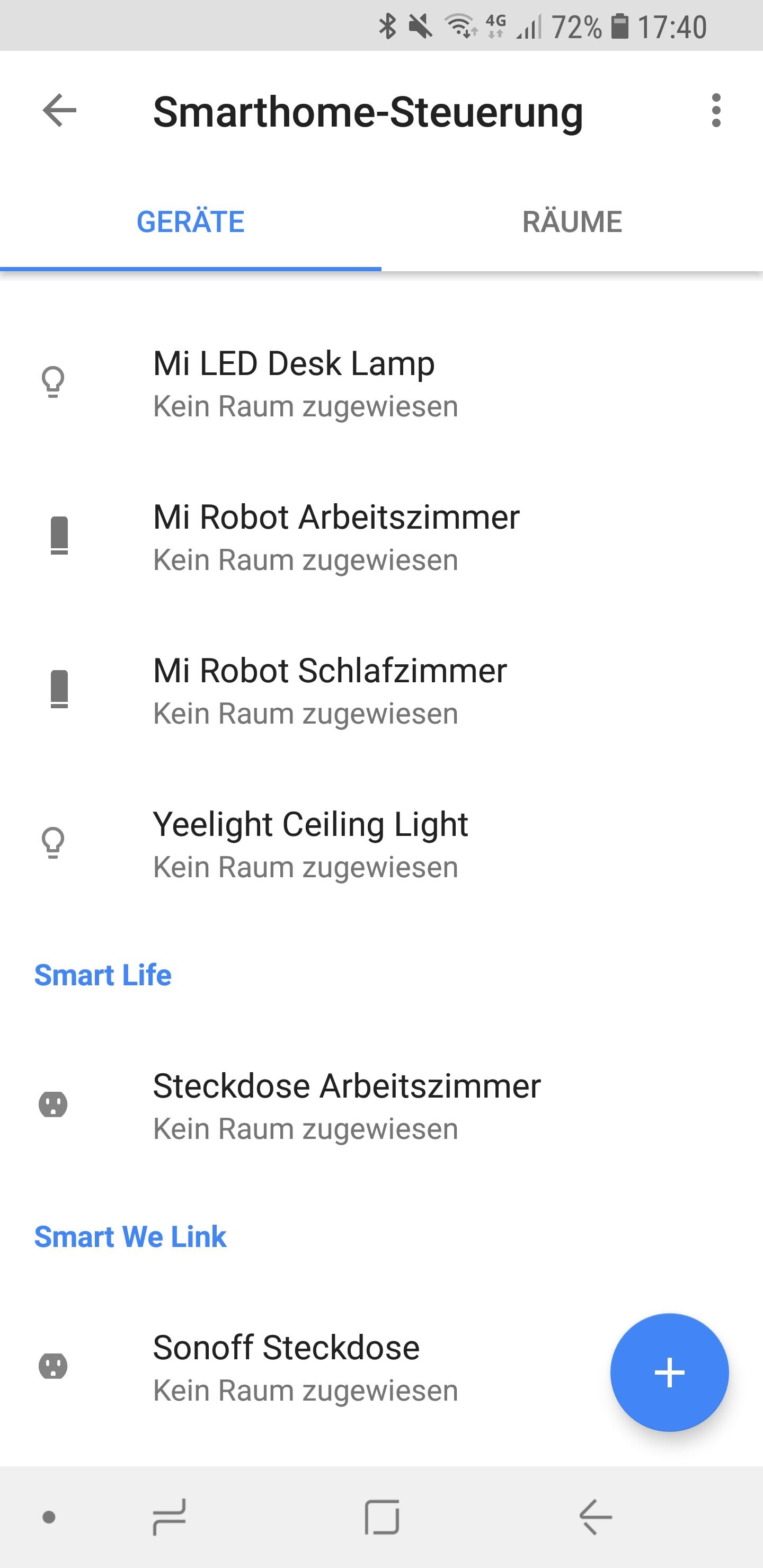 Xiaomi Mi Home Geräte mit dem Google Assistant 06
