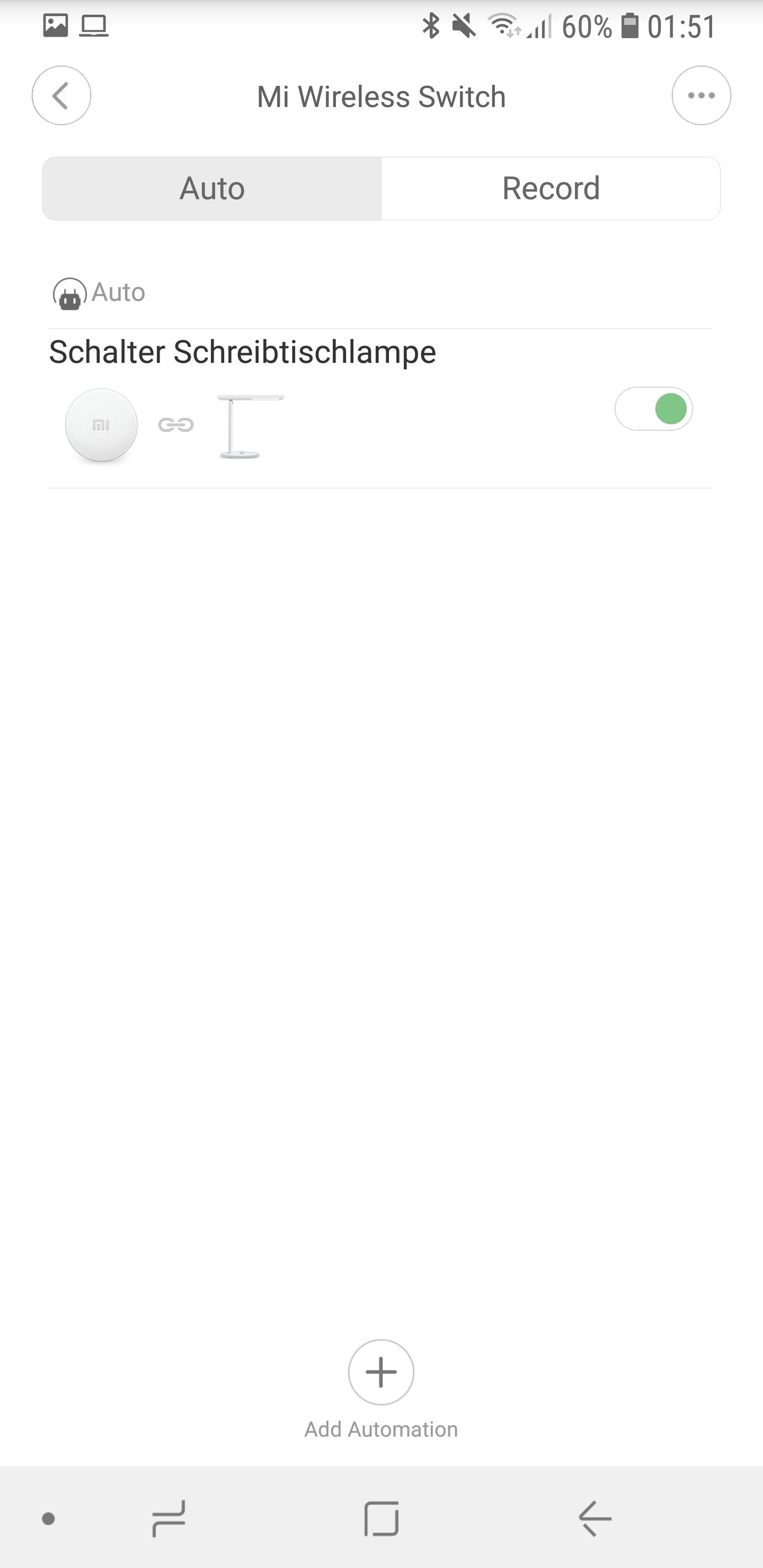Xiaomi Mi Home smart Action einrichten 08