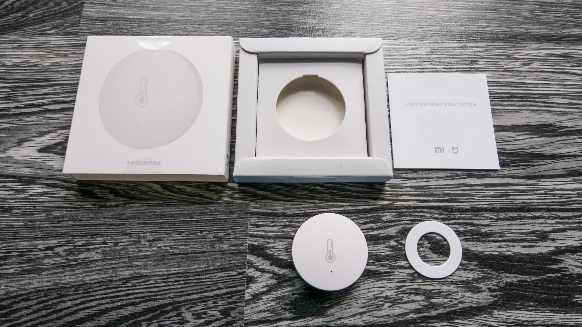 Xiaomi Mi Home Temperatursensor 03