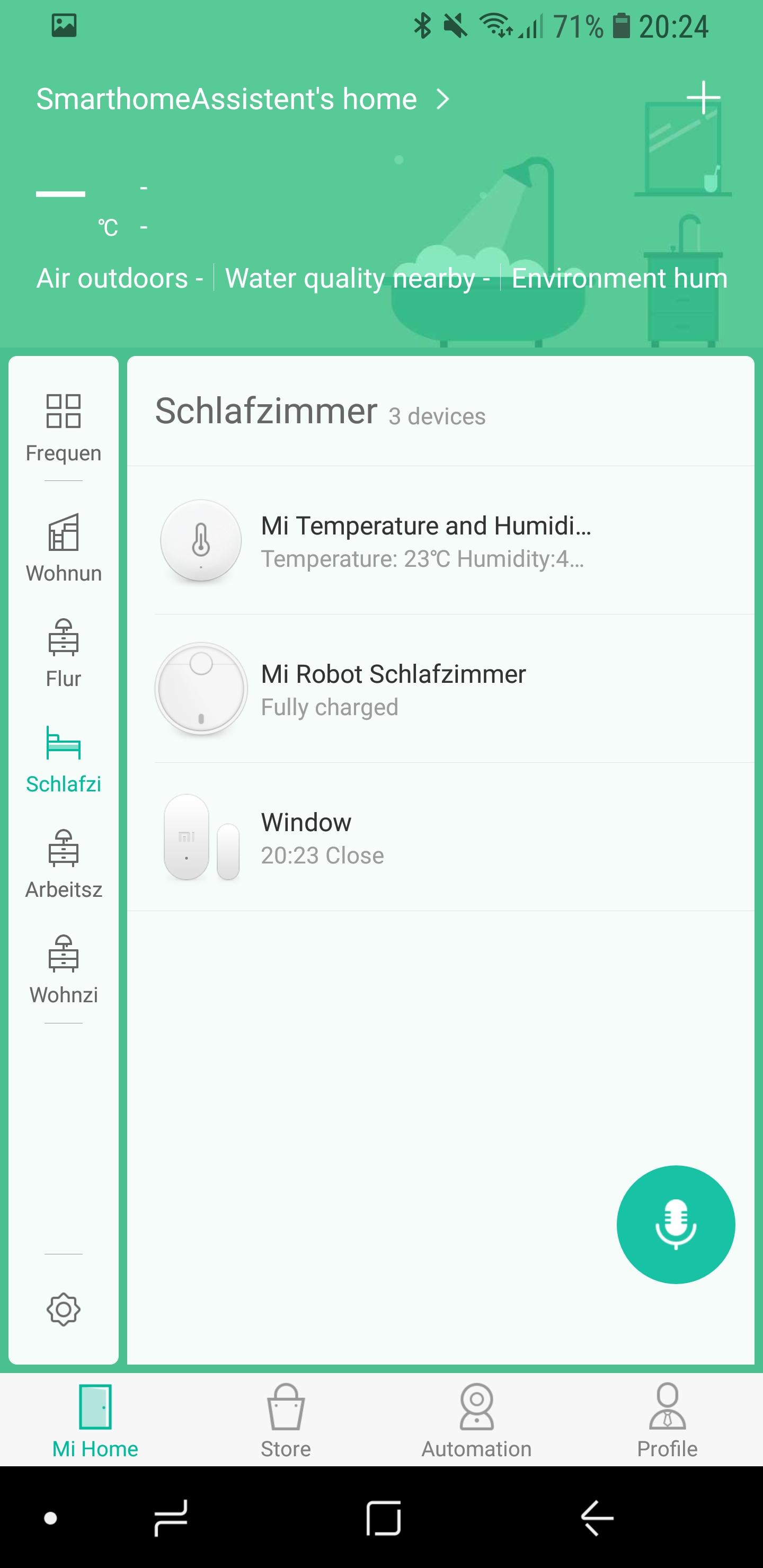 Xiaomi Mi Home Tür und Fensterkontakt einrichten 10