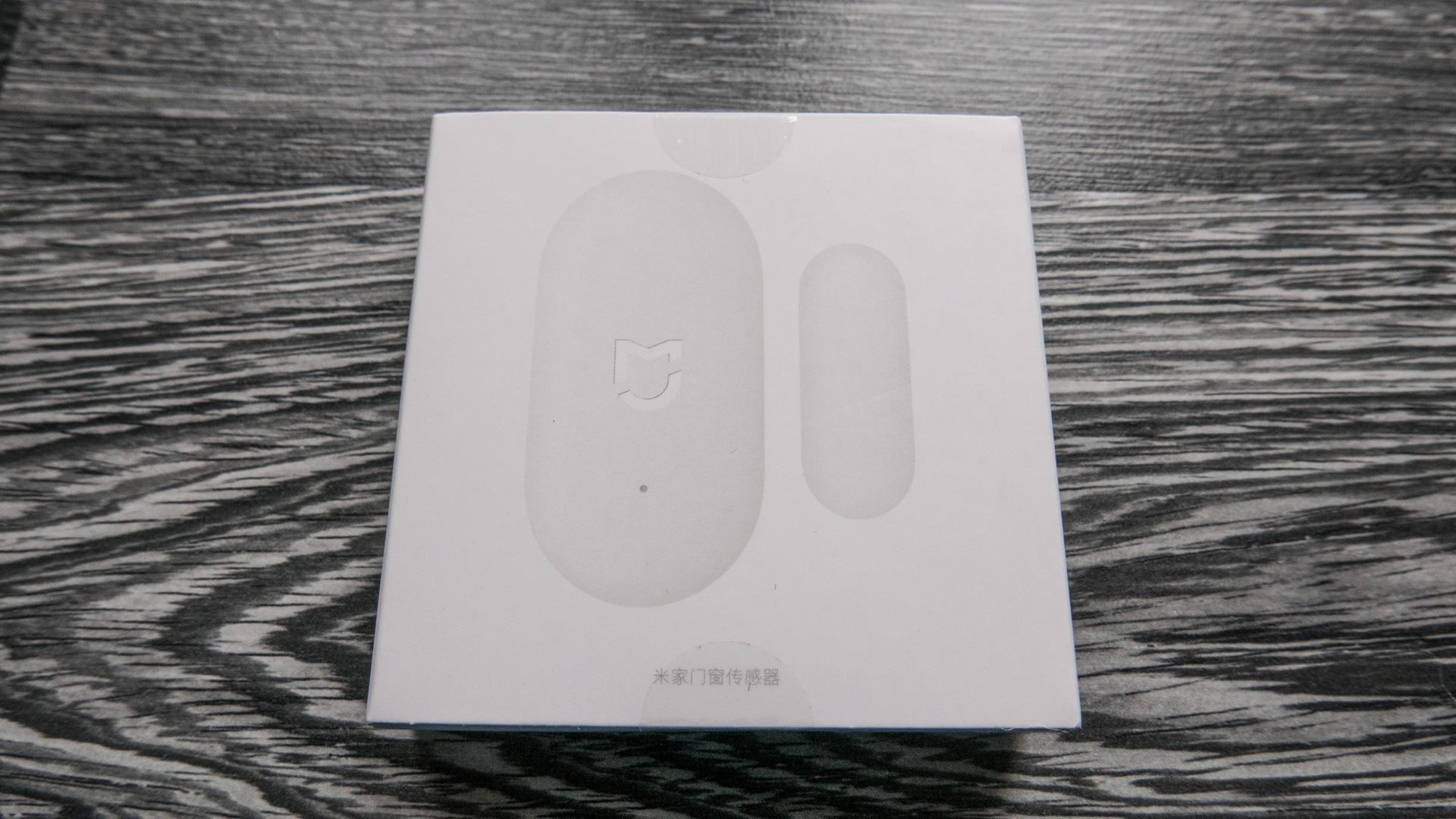 Xiaomi Mi Home Tür und Fenstersensor 01