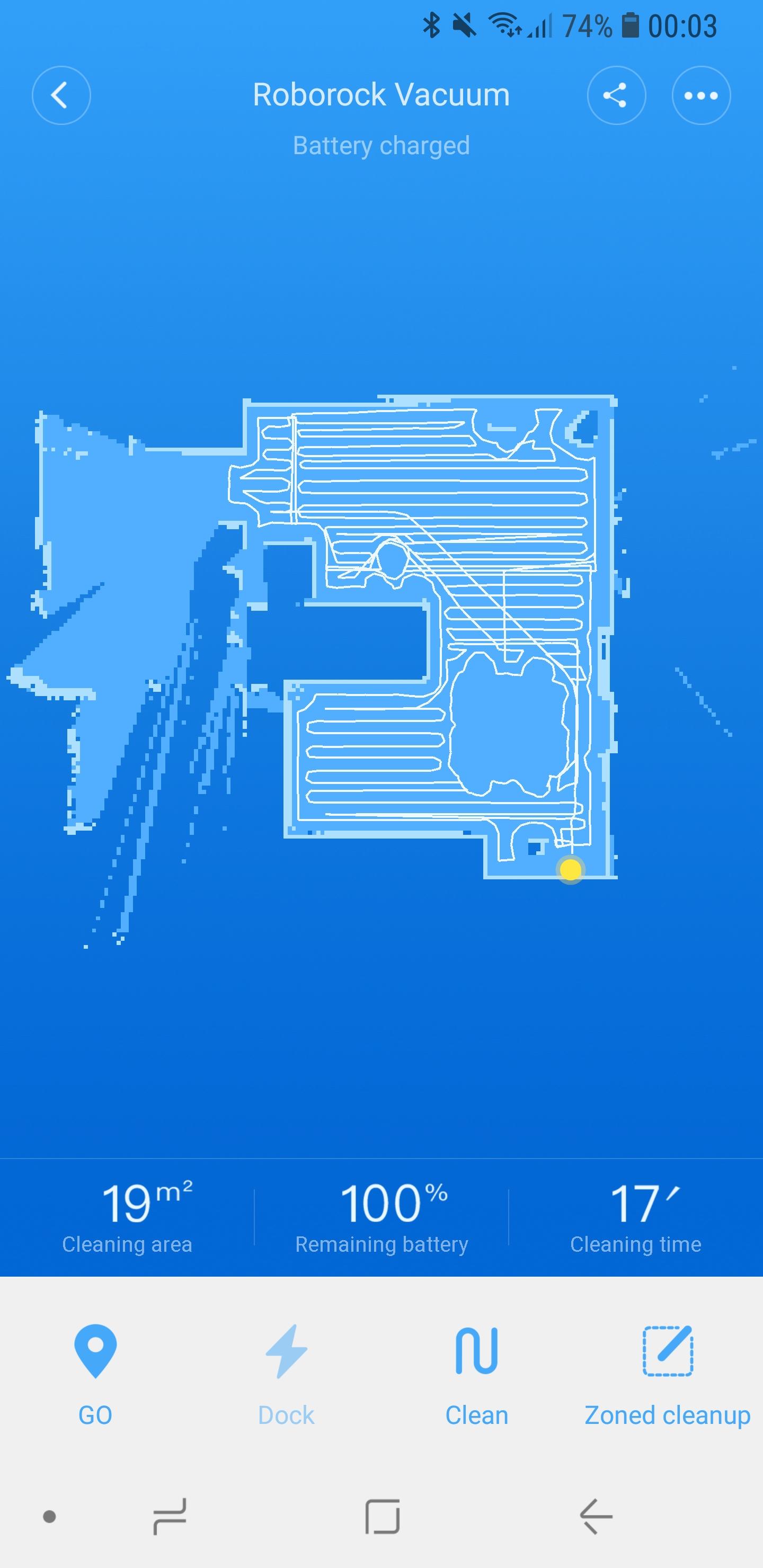 Xiaomi Mi Robot 2 App 1