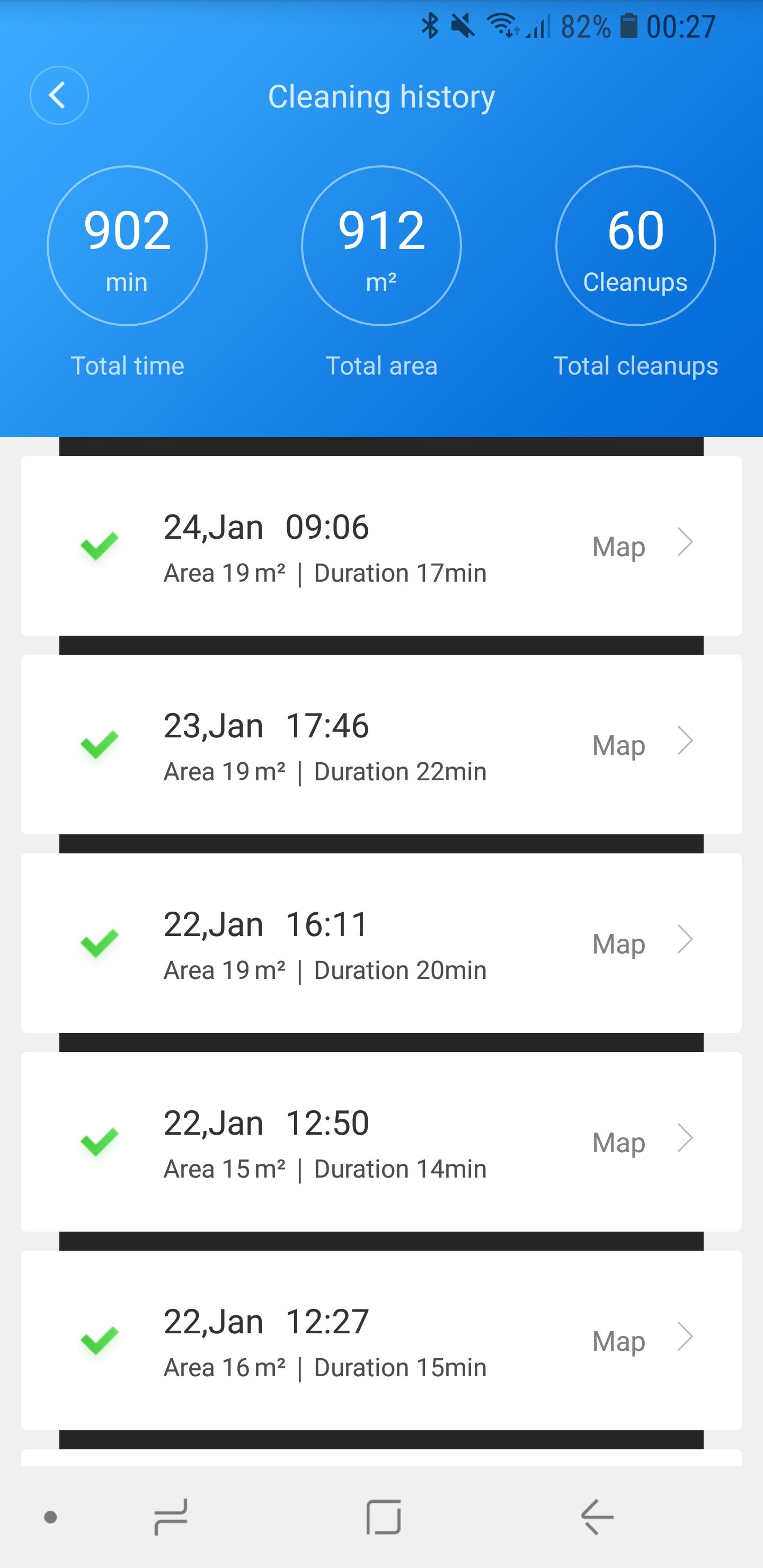 Xiaomi Mi Robot 2 App 11