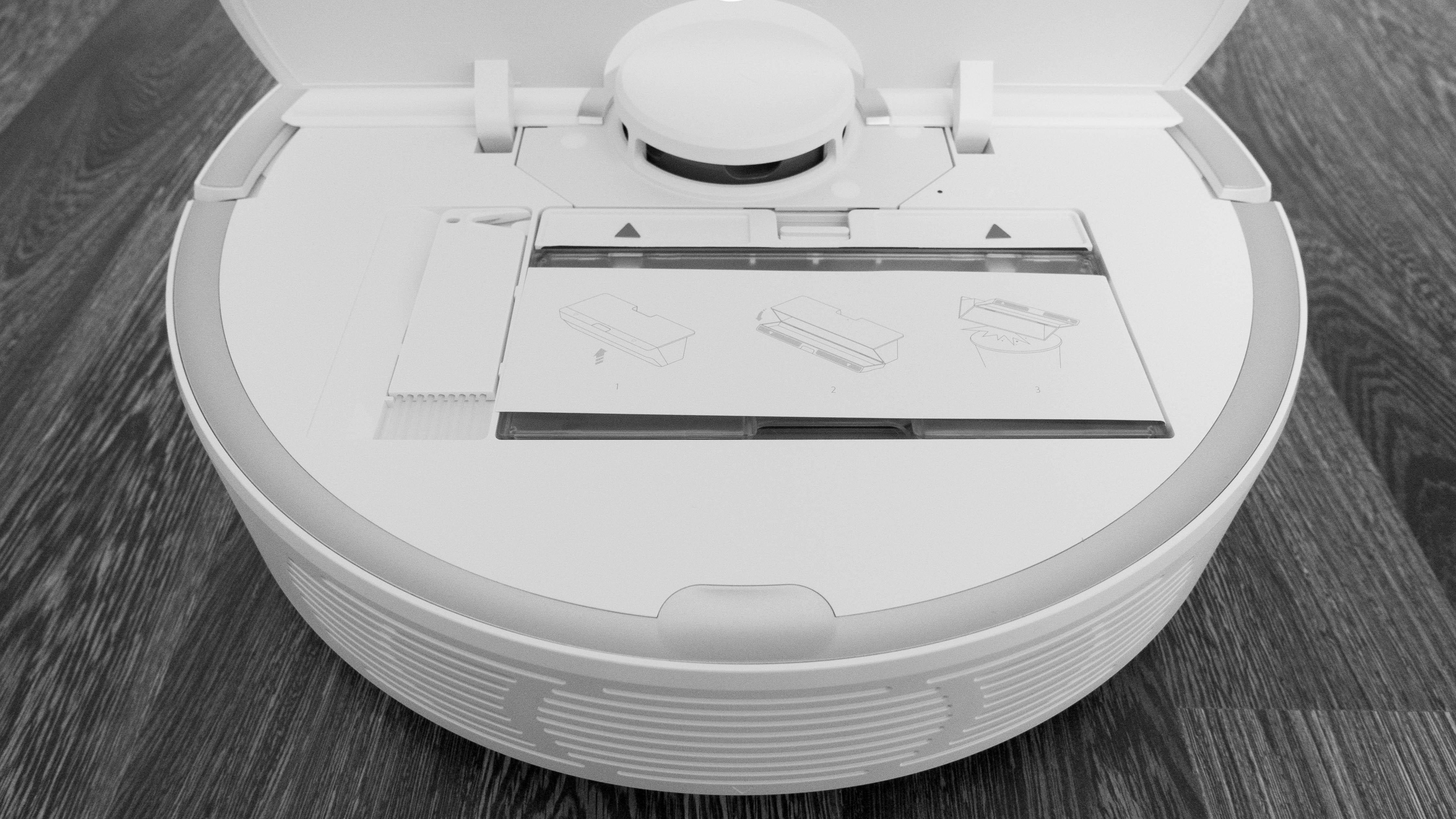 Xiaomi Mi Robot 2 Roborock S50 Roboter Details 19