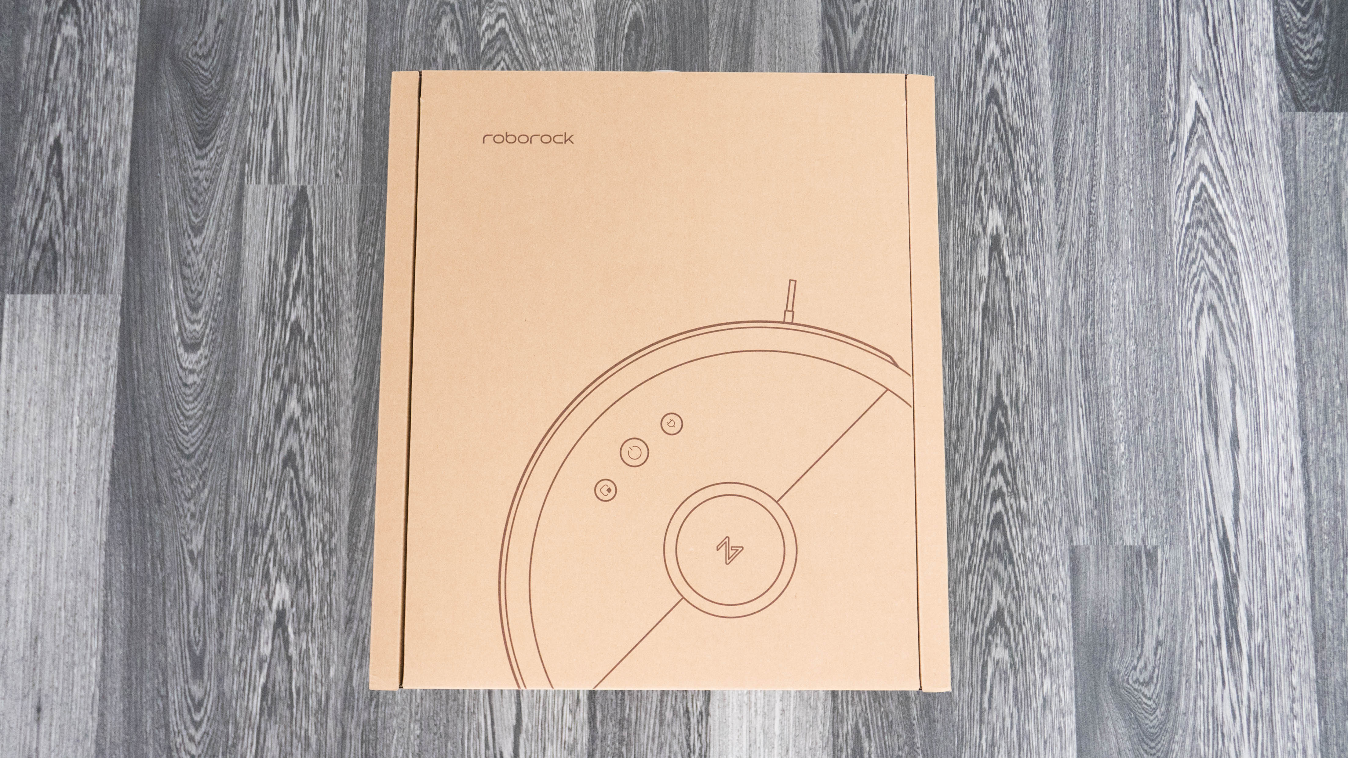 Xiaomi Mi Robot 2 Auspacken 1